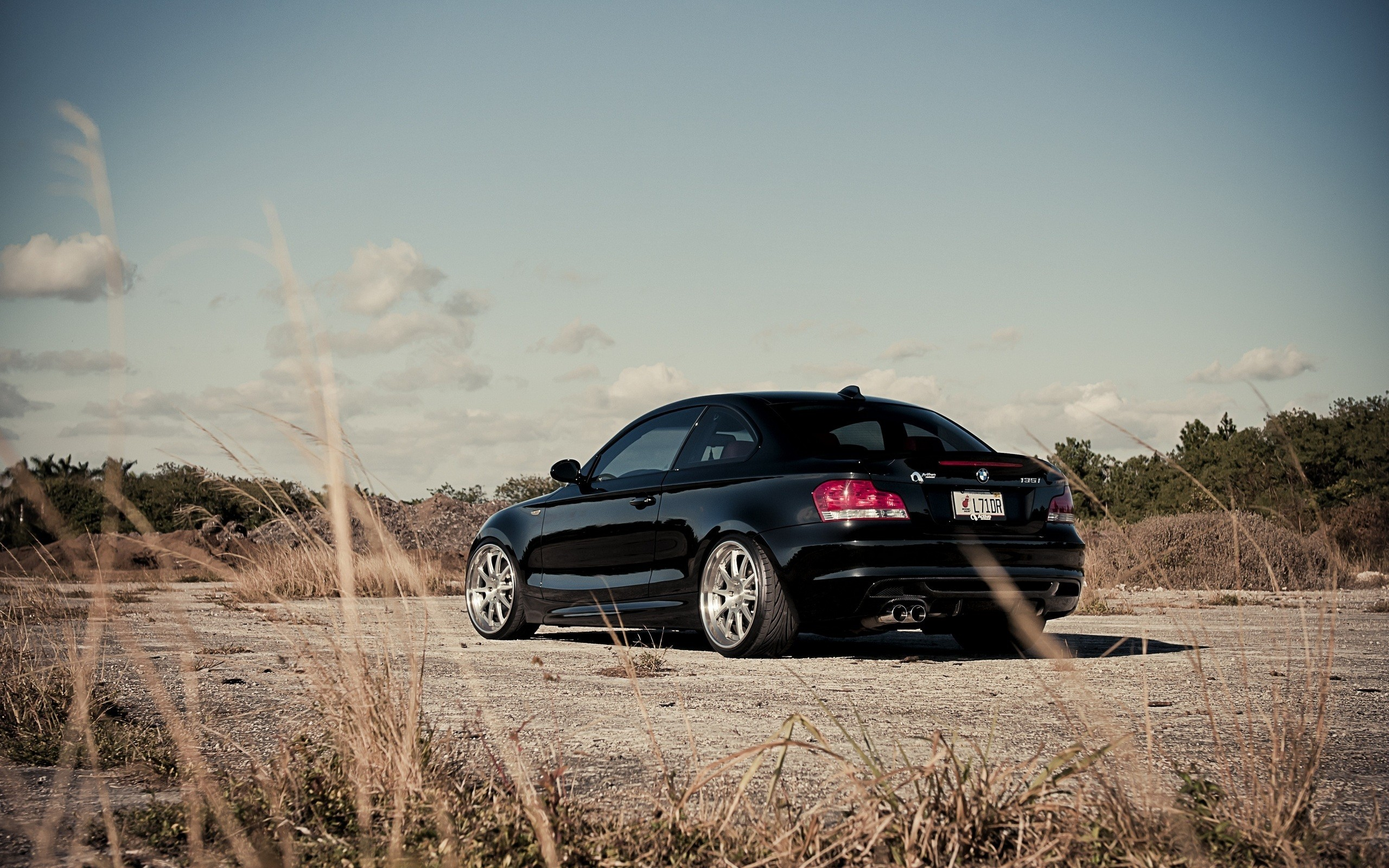 Res: 2560x1600, 2012 BMW 135i Black - image #211