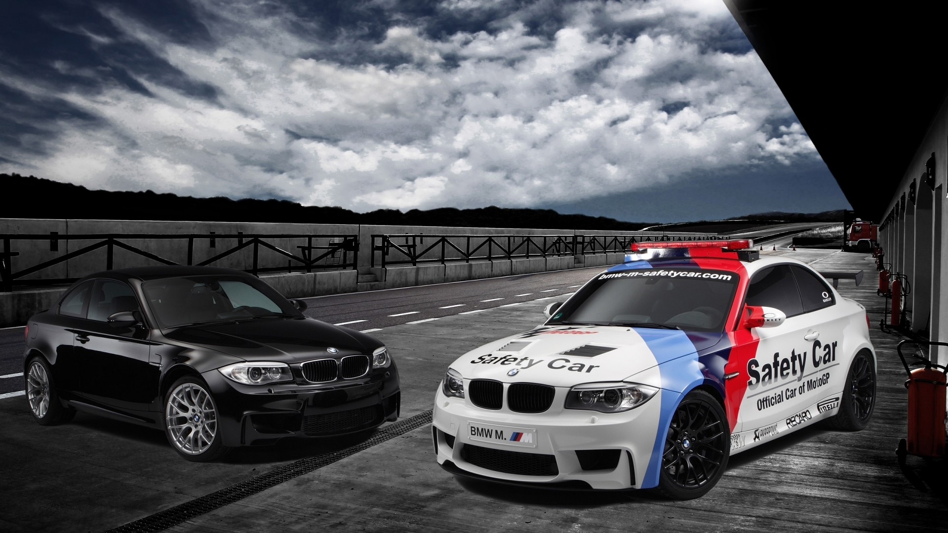 Res: 1920x1080, BMW 1 Series M Coupe Wallpapers