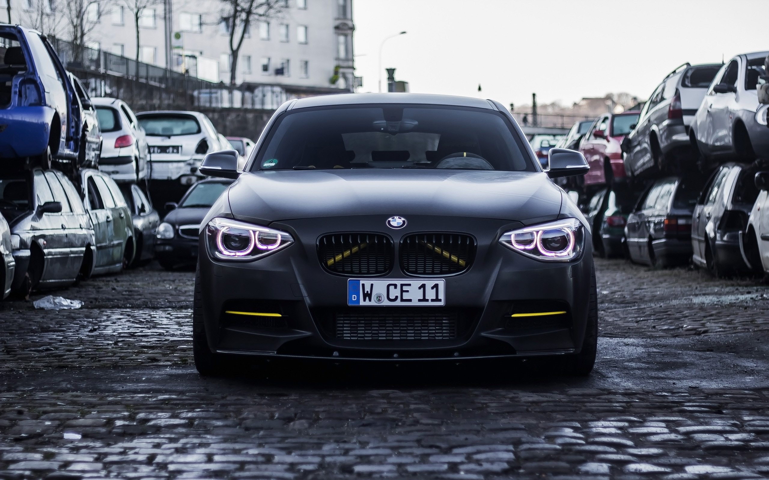 Res: 2560x1600, 2014 Manhart Performance BMW M135i MH1 400