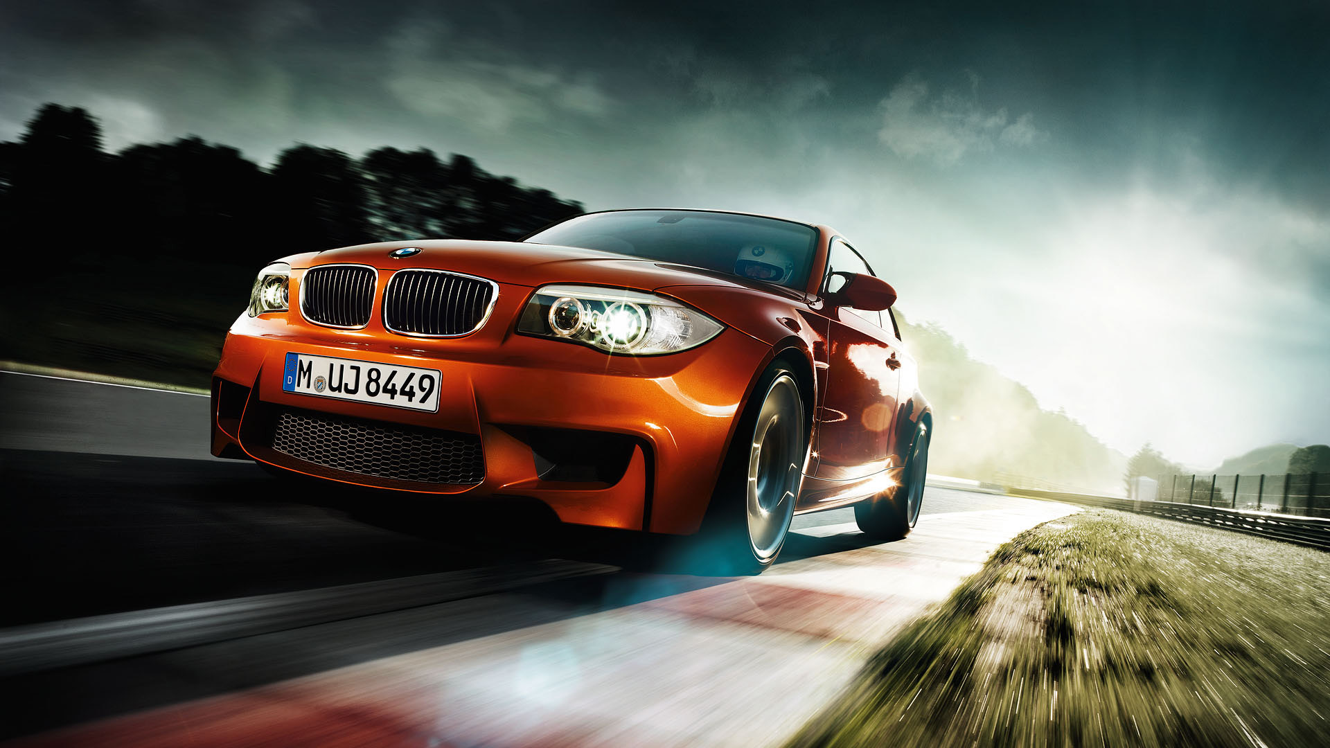 Res: 1920x1080, 2011 BMW 1-Series M Coupe picture
