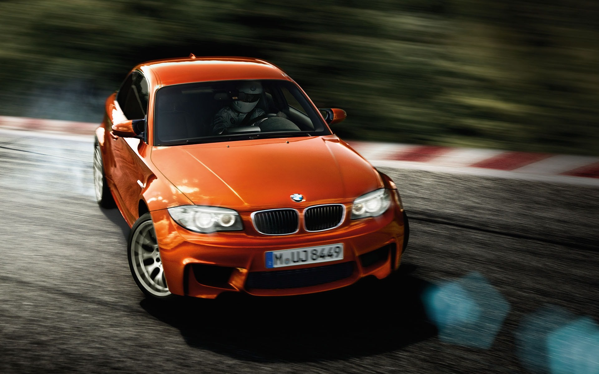 Res: 1920x1200, BMW 1 Series M Coupe Wallpapers