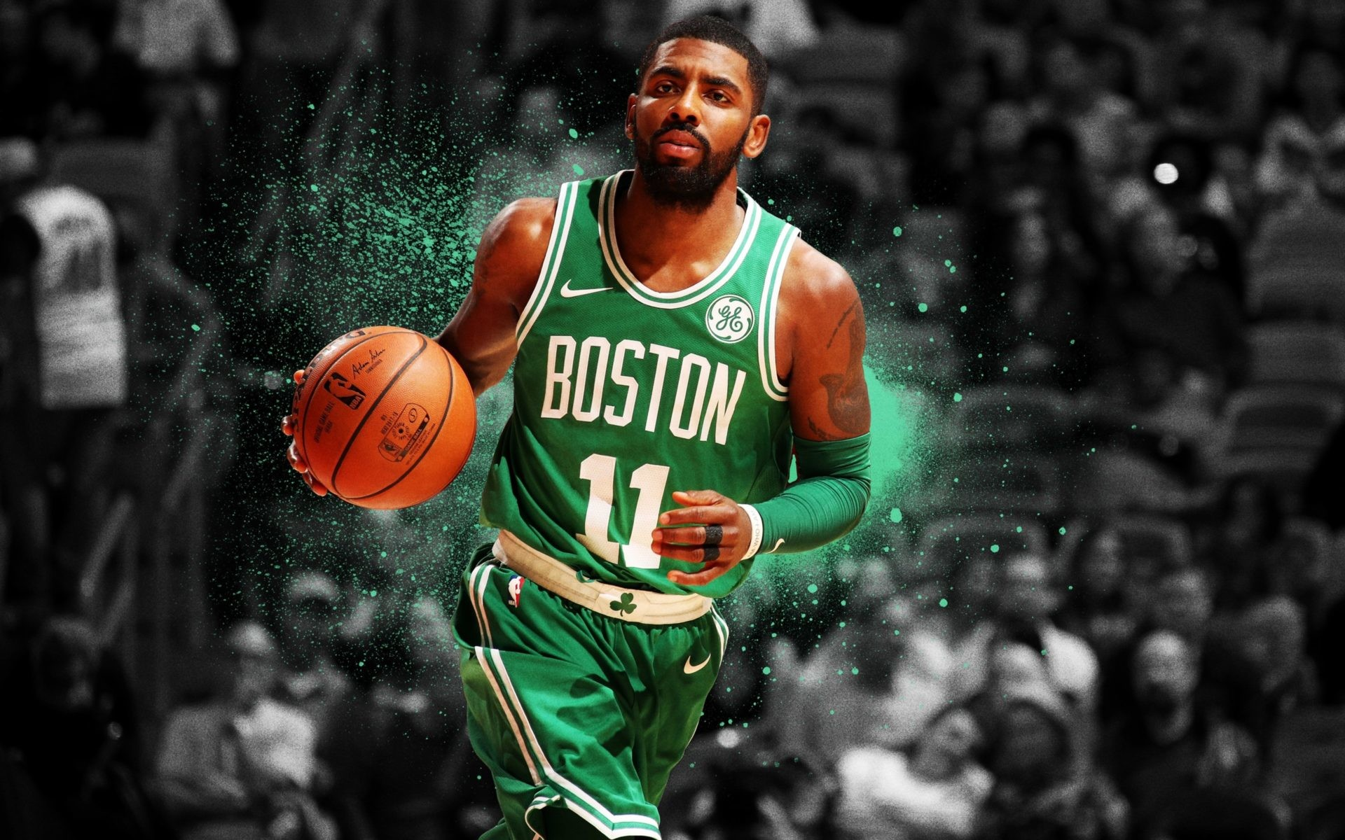 Res: 1920x1200, Kyrie Irving NBA HD Wallpaper Theme
