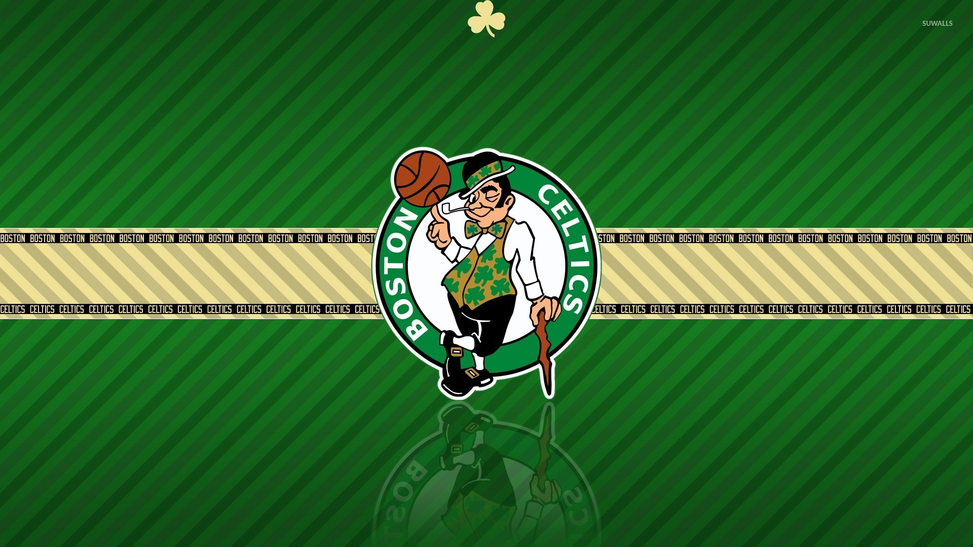 Res: 1920x1080, Boston Celtics logo wallpaper