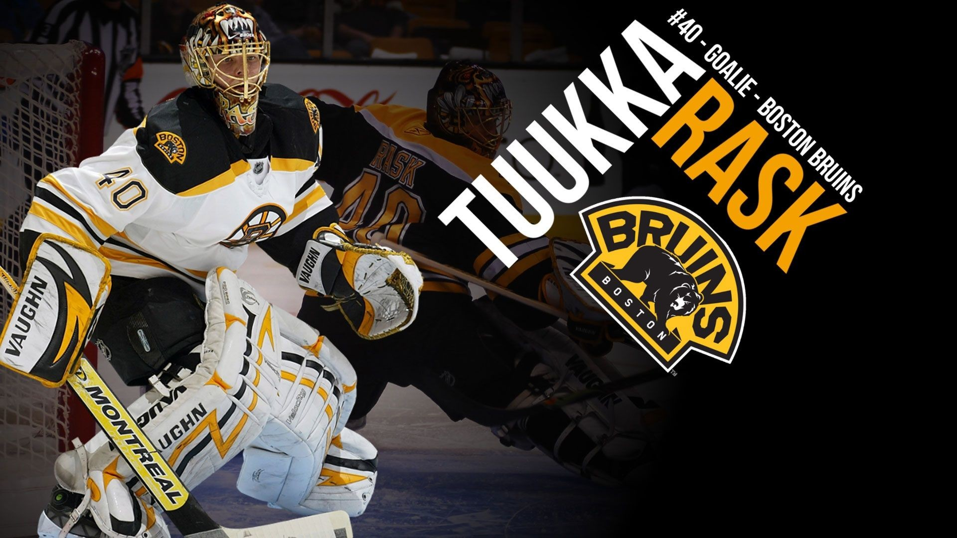 Res: 1920x1080, Tuukka Rask wallpaper