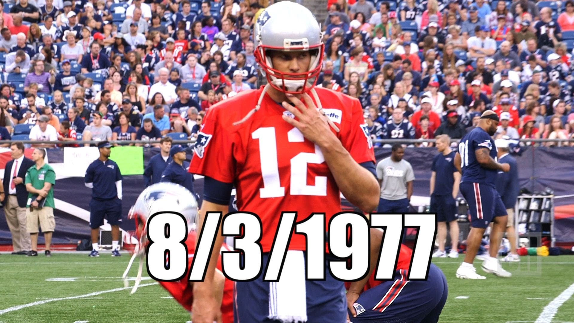 Res: 1920x1080, Steve Buckley looks back to 8/3/1977 Tom Brady and Boston Sports