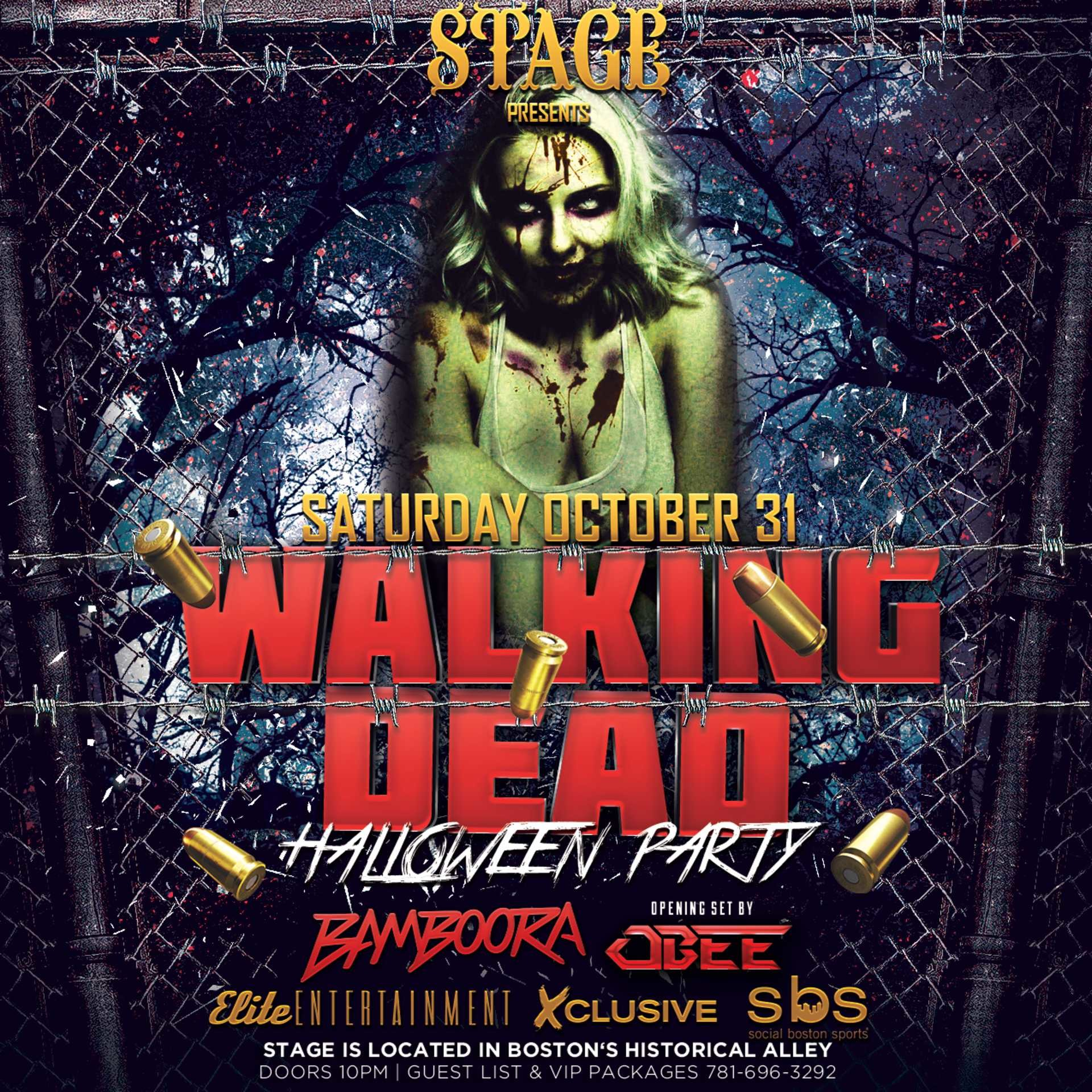 Res: 1920x1920, Walking Dead Halloween Party