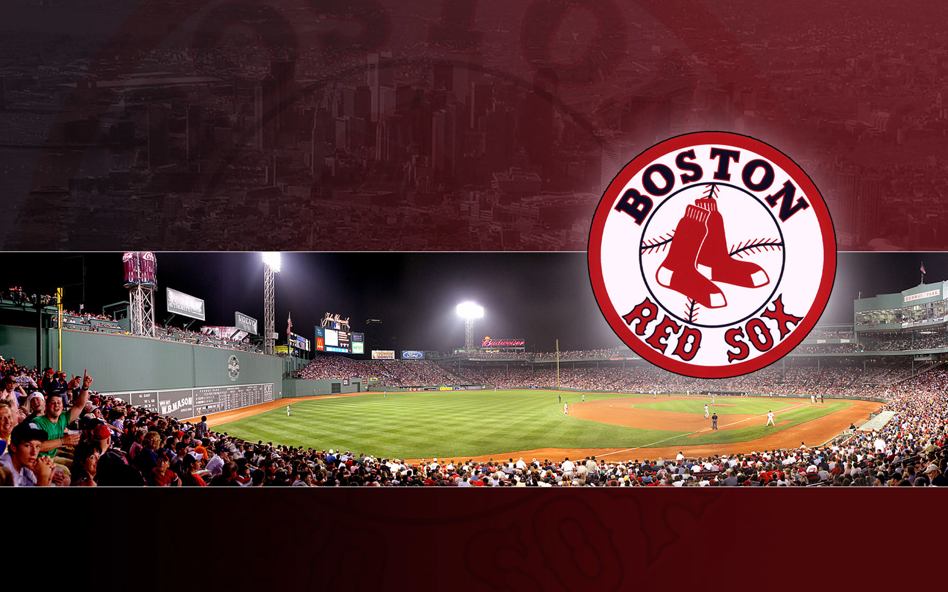 Res: 1920x1200, BOSTON RED SOX baseball mlb h wallpaper |  | 158200