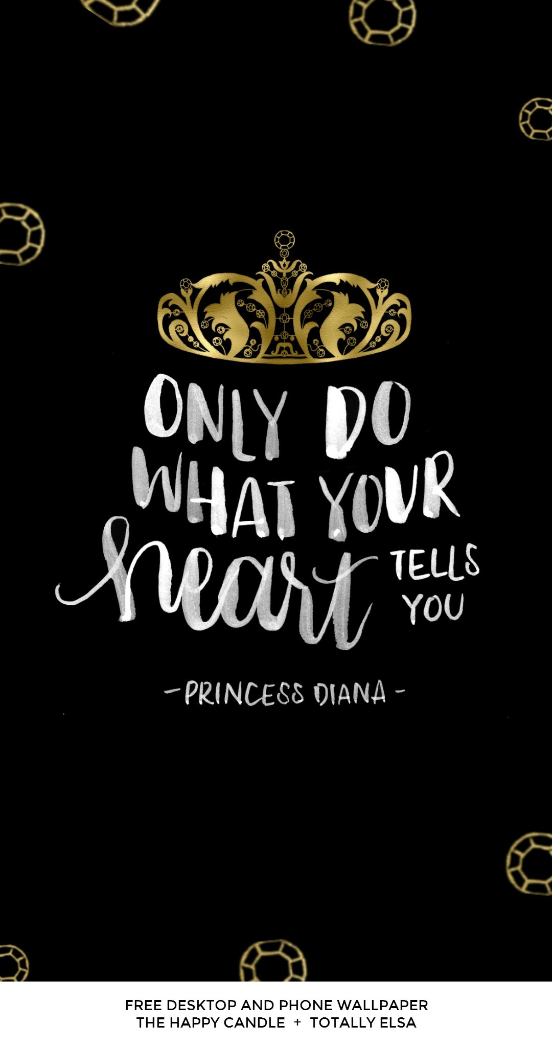 Res: 1080x2050, Google Wallpaper Free New A Free Desktop and Phone Wallpaper with A Quote  From Princess Diana
