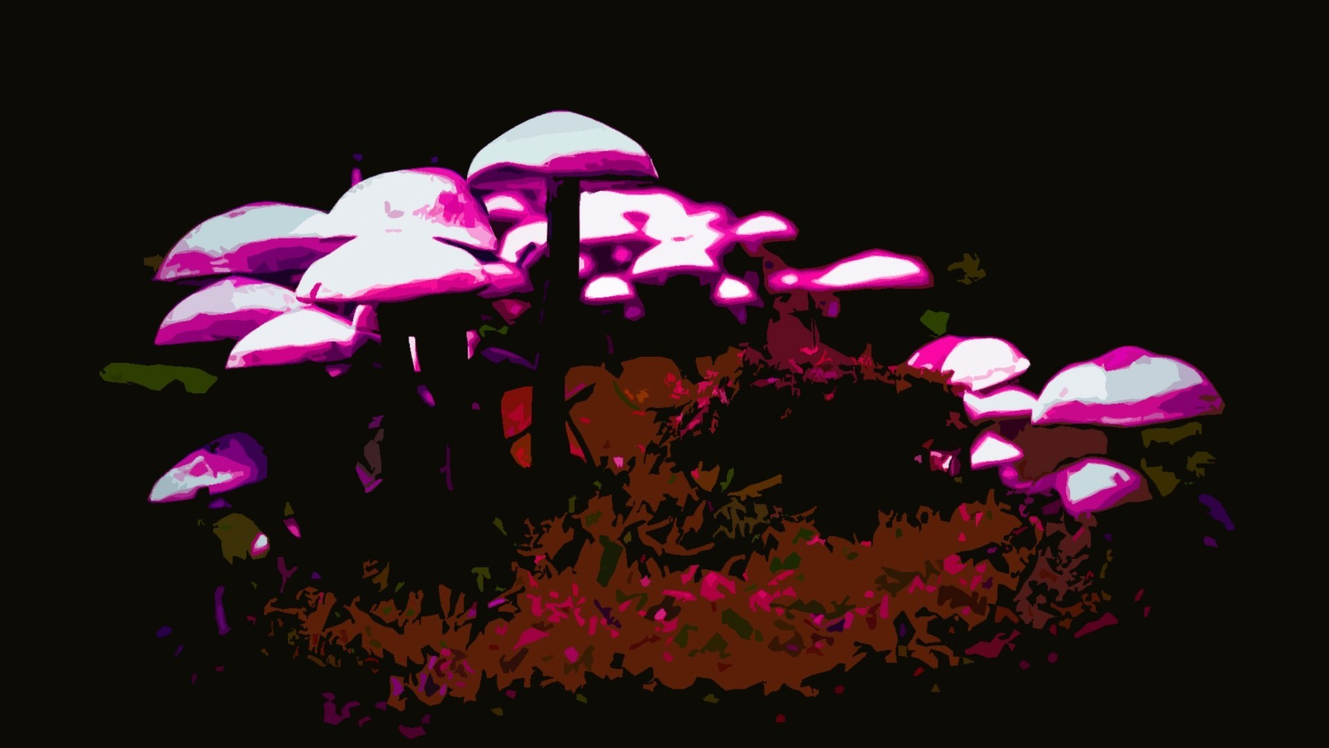 Res: 1920x1080, Trippy-Shroom-Wallpapers-Gallery-(51-Plus)-PIC-WPT404262