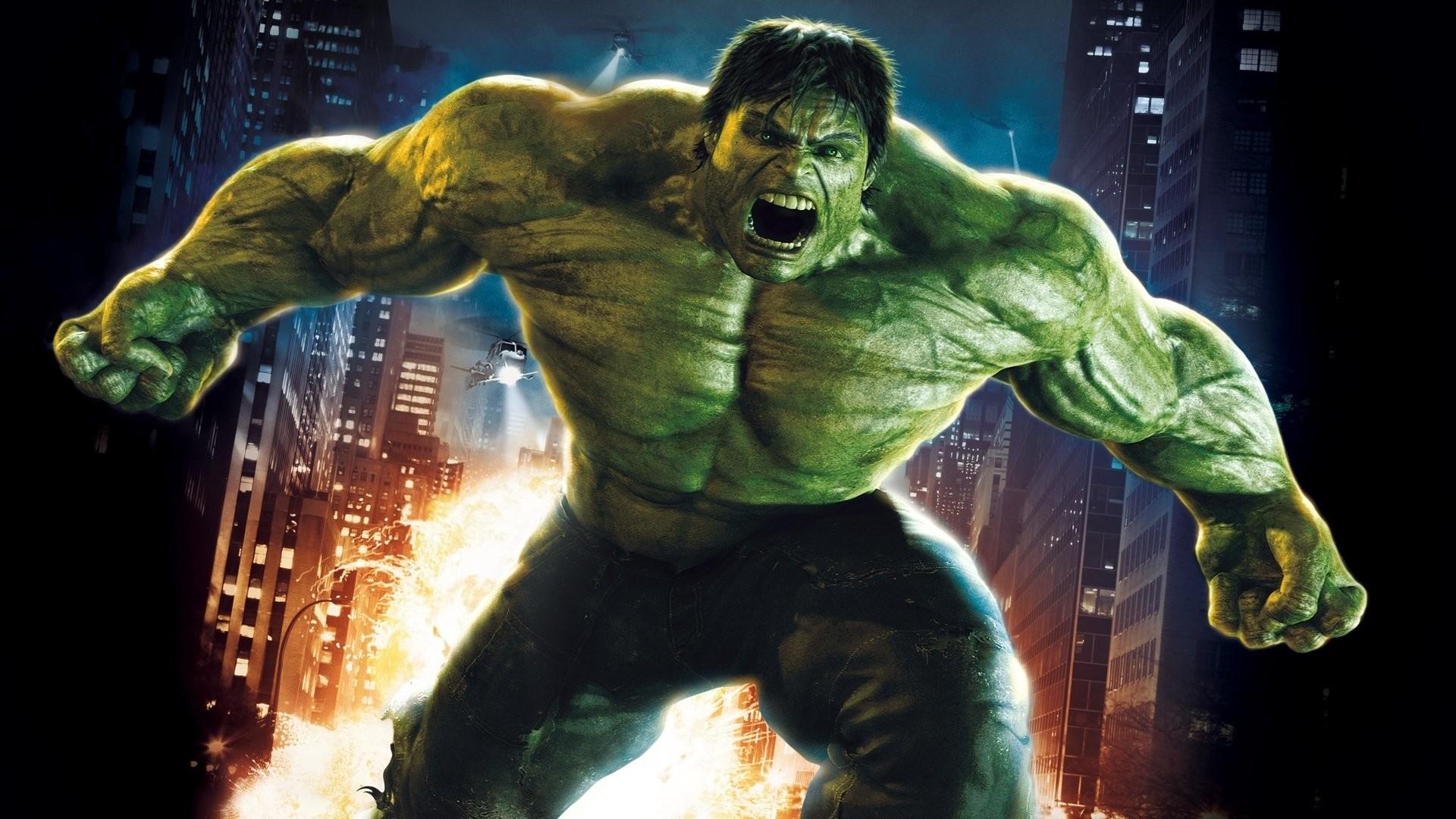 Res: 1920x1080, Filme - The Incredible Hulk Comics Hulk Wallpaper