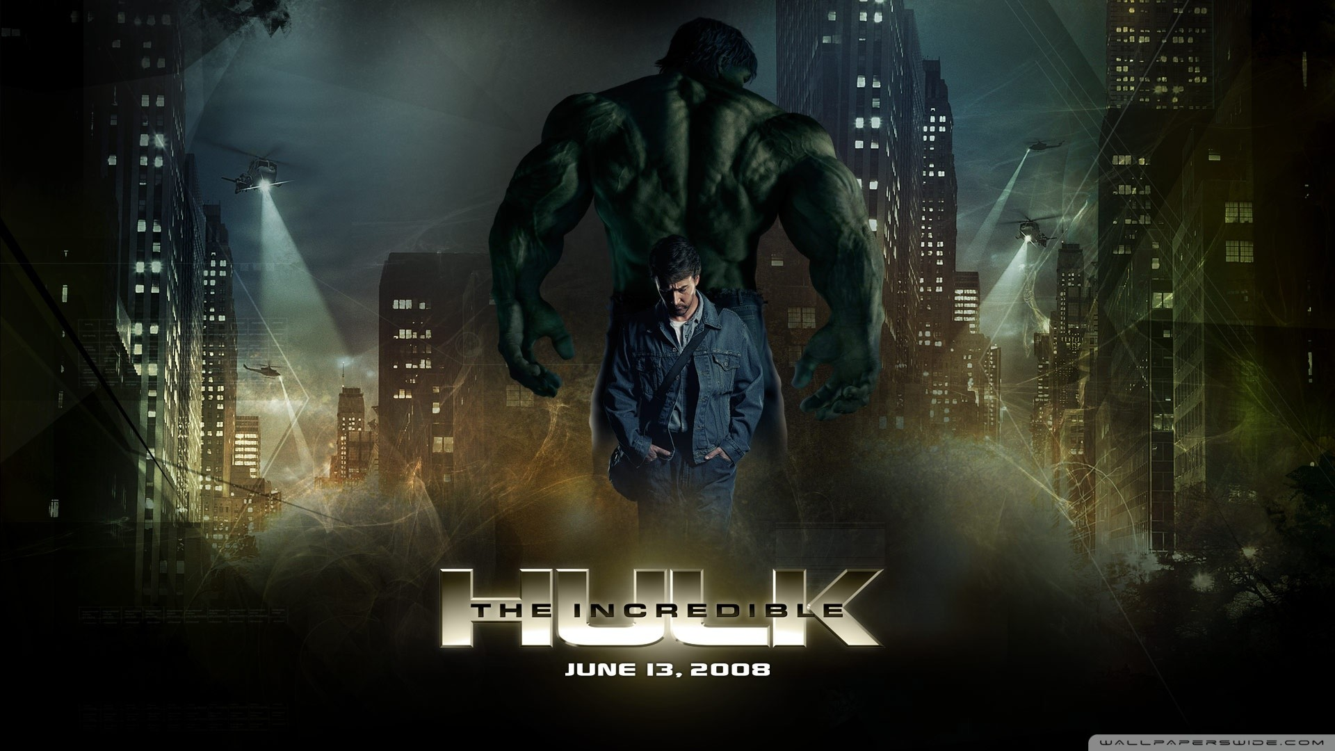 Res: 1920x1080, Incredible Hulk Wallpaper