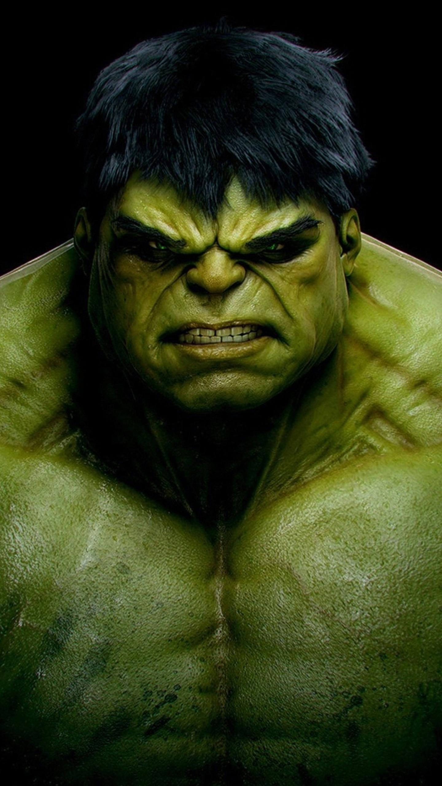 Res: 1440x2560, The Hulk Wallpaper