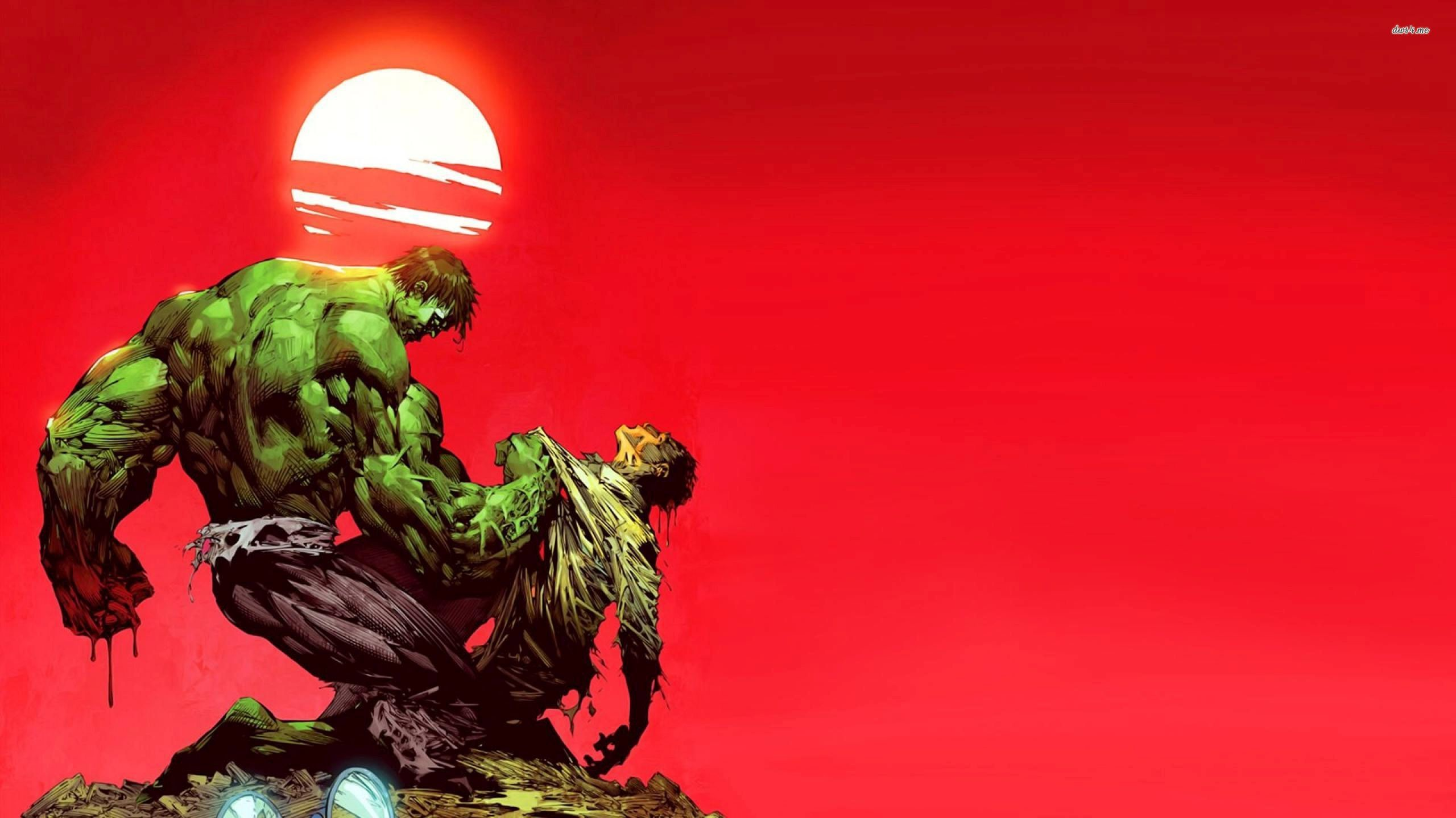 Res: 2560x1440, ... Incredible Hulk wallpaper  ...