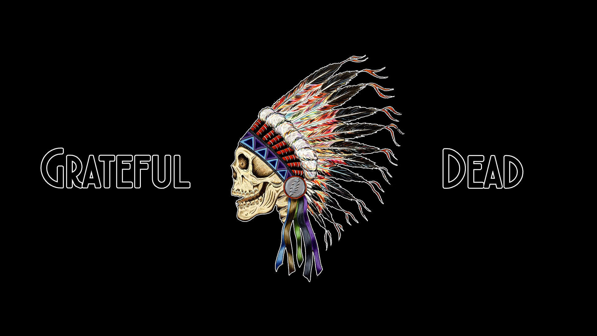 Res: 1920x1080, Music - Grateful Dead Wallpaper