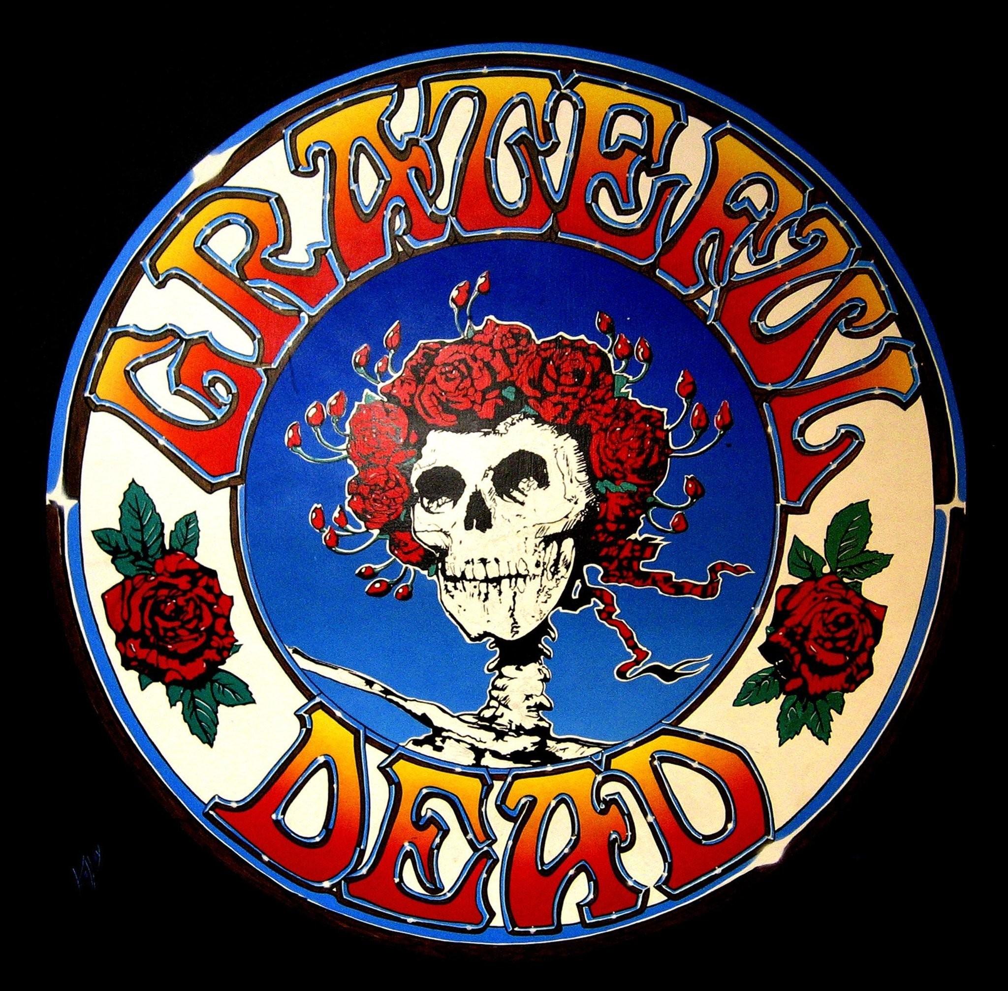 Res: 2048x2014, Grateful Dead #11