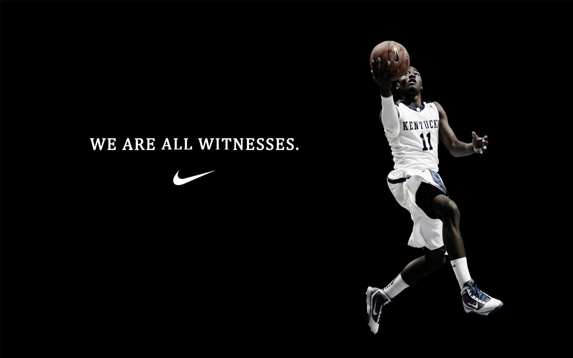 Res: 1920x1200, John Nike Basketball Wallpaper HD