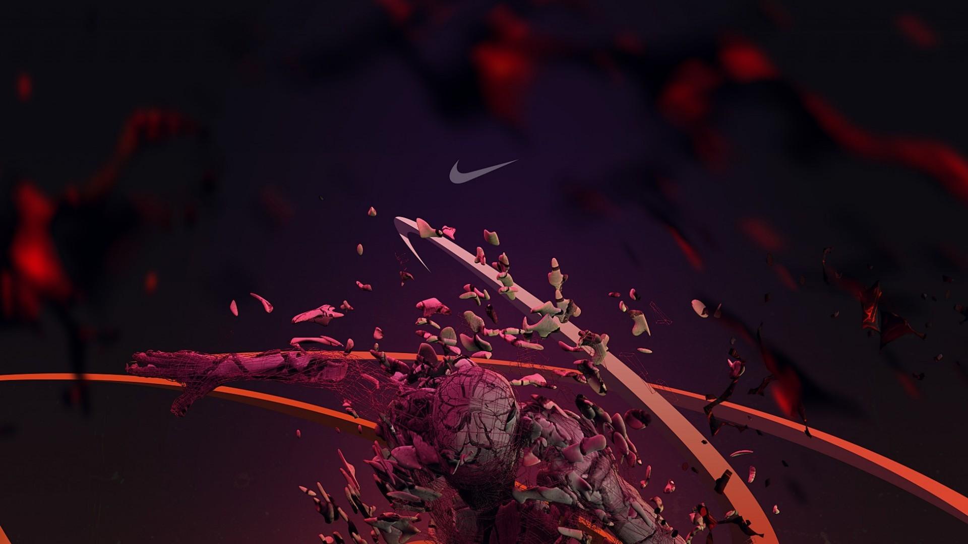 Res: 1920x1080, Nike Basketball Wallpaper Hd wallpaper
