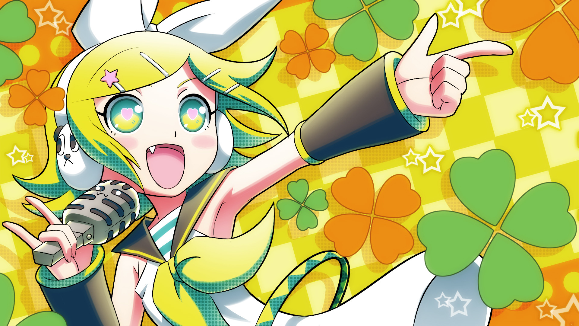 Res: 1920x1080, View Fullsize Kagamine Rin Image