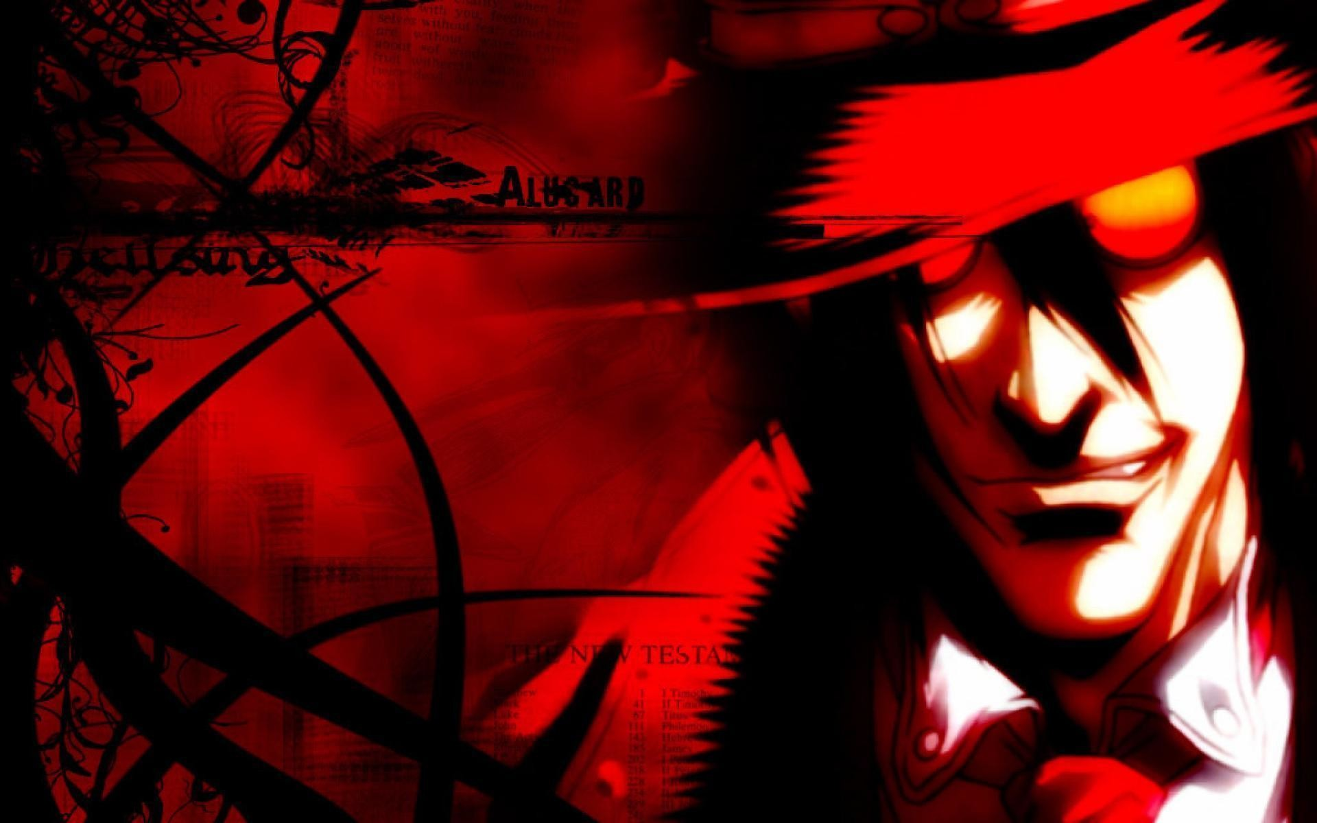 Res: 1920x1200, Hellsing Wallpapers - Full HD wallpaper search