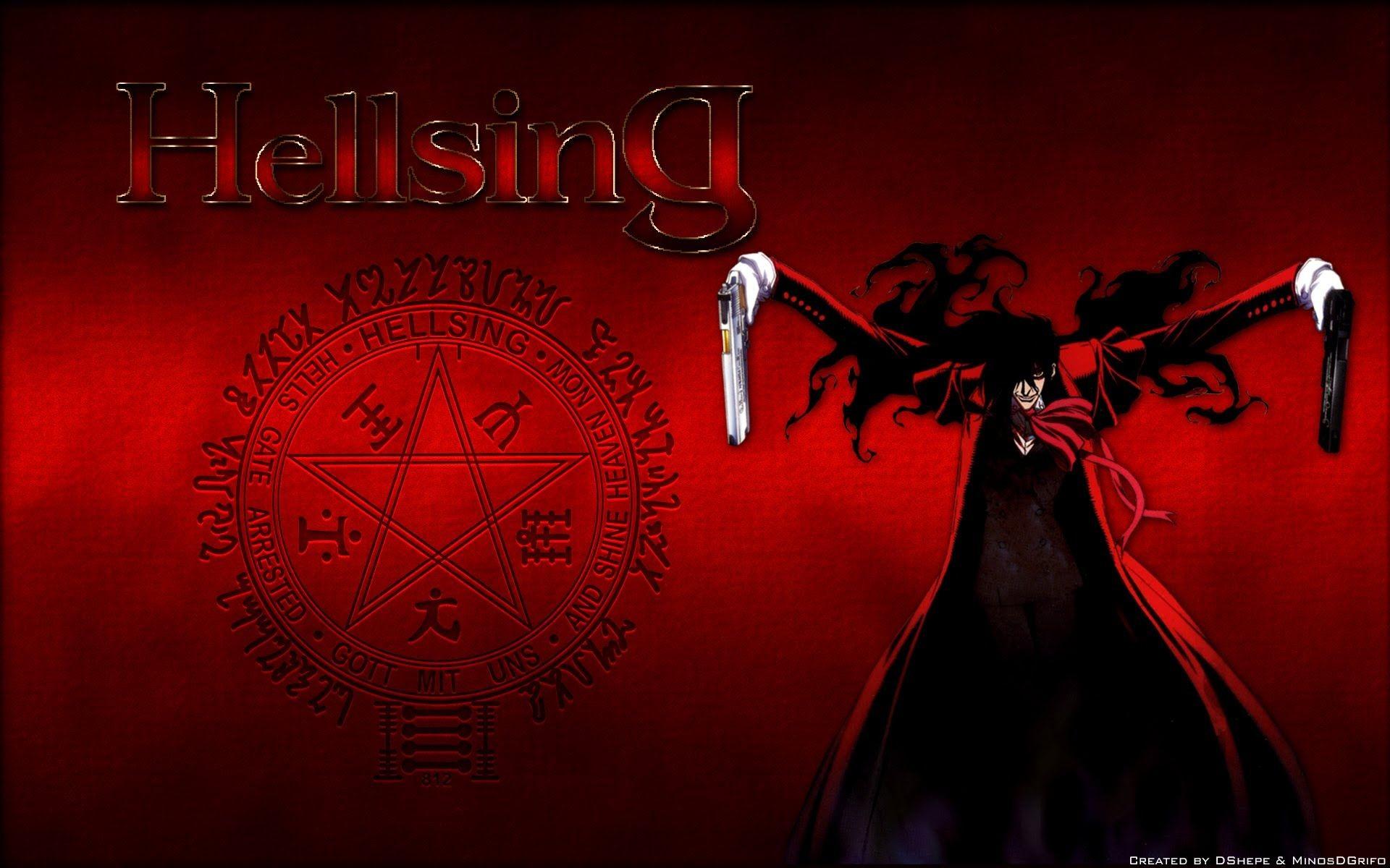 Res: 1920x1200, Alucard Nosferatu · Hellsing Alucard
