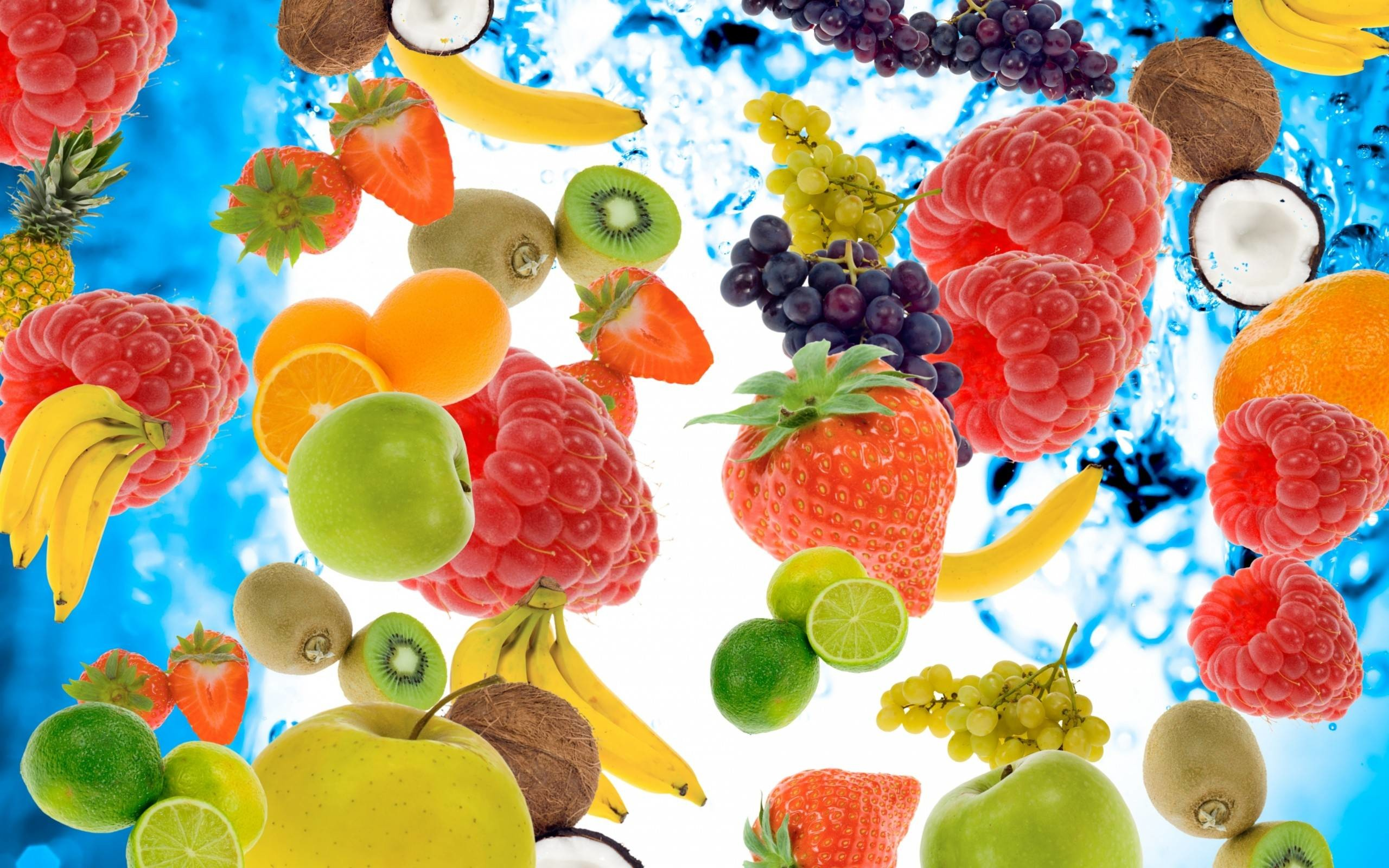 Res: 2560x1600, Fruits. | Fruit Wallpapers
