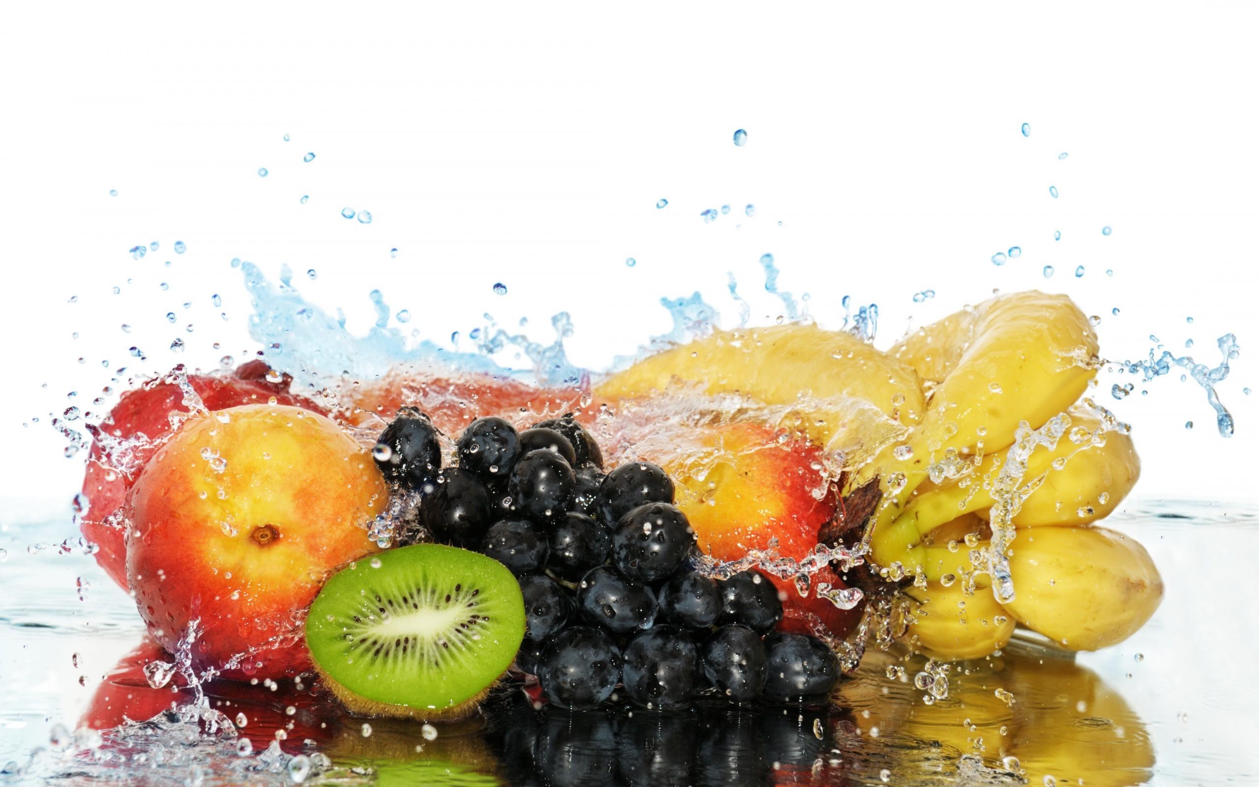 Res: 2560x1600, Food - Fruit Wallpaper
