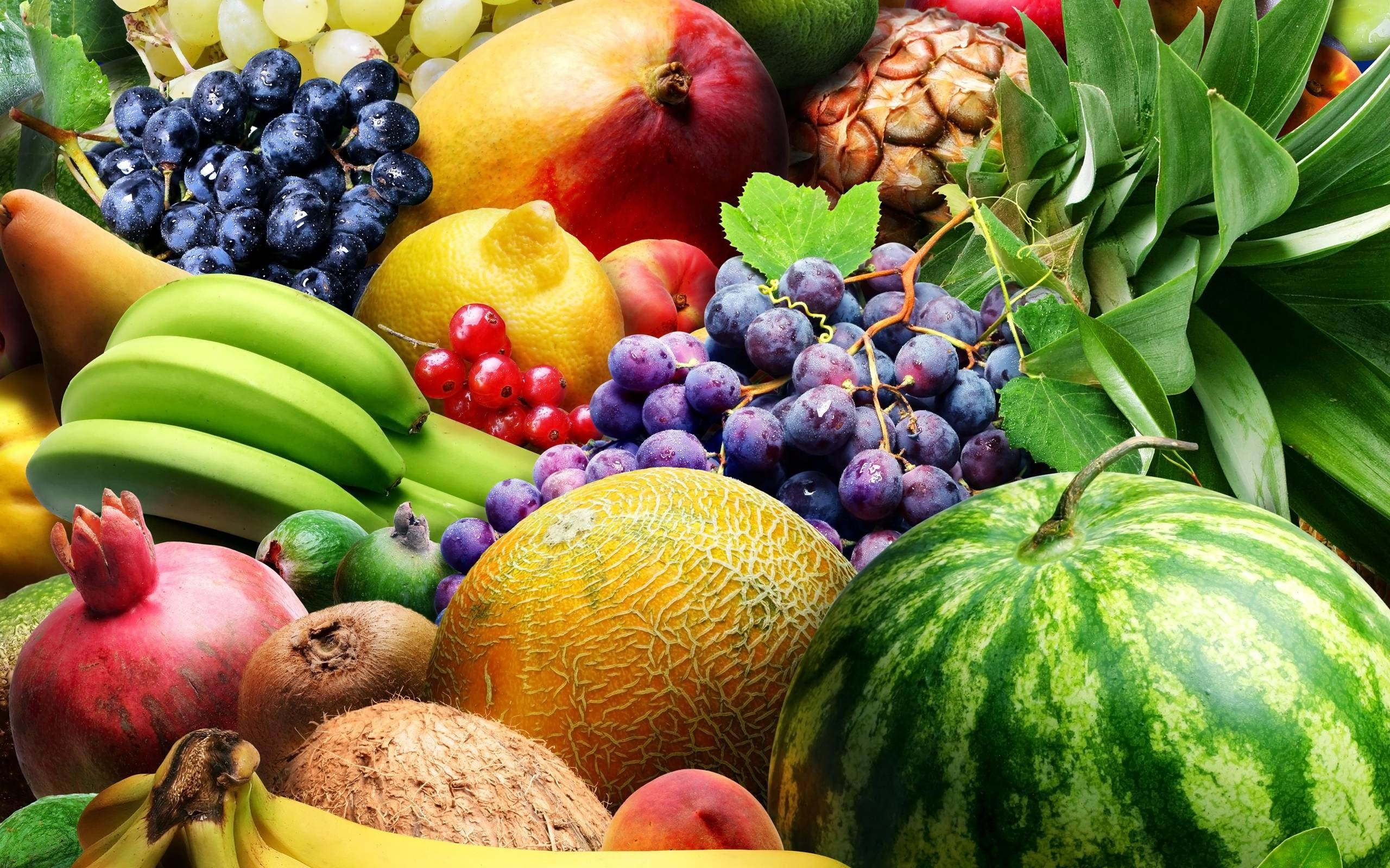 Res: 2560x1600, Fruit Wallpapers 11 - 2560 X 1600