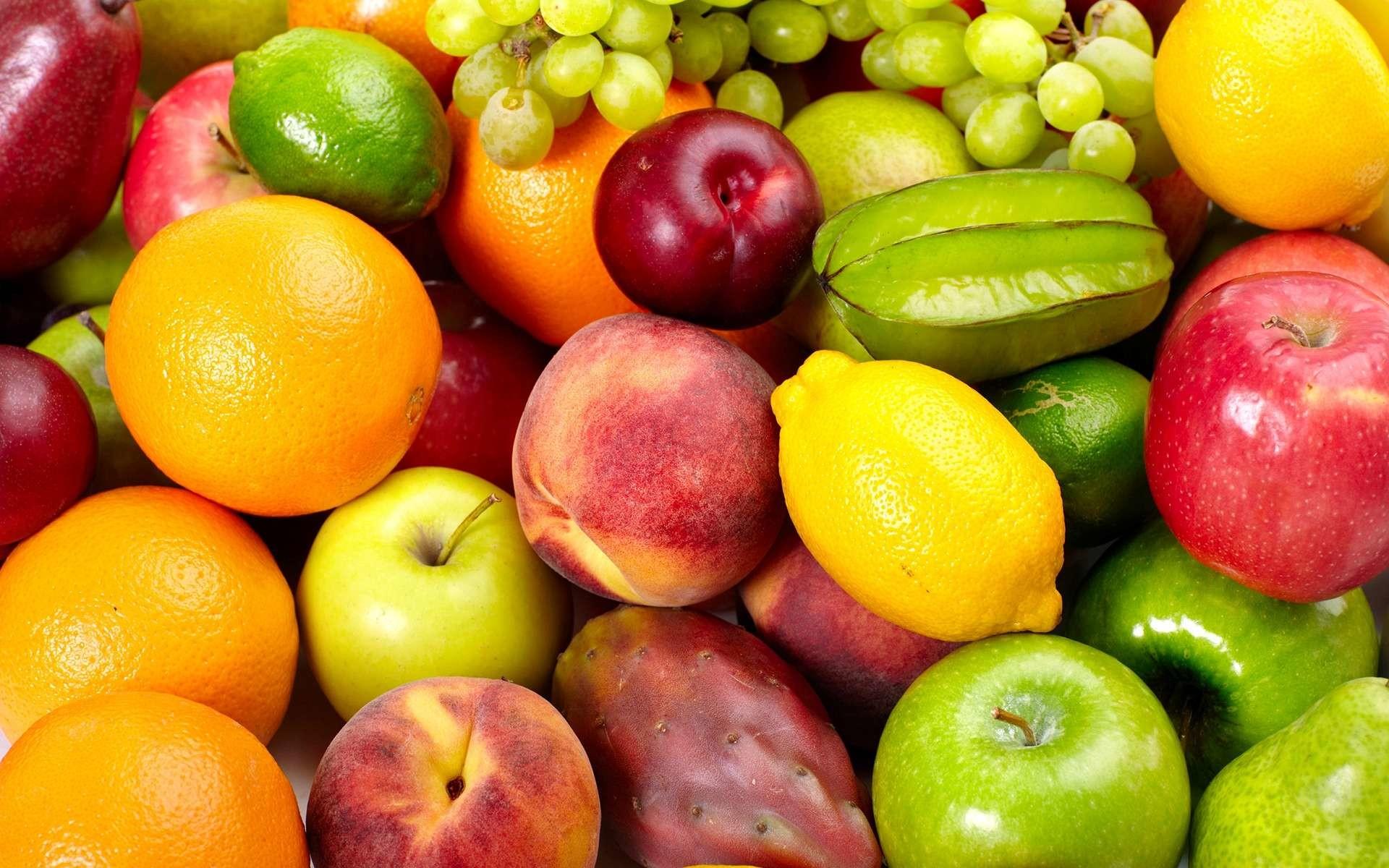 Res: 1920x1200, Fruit Widescreen Wallpaper