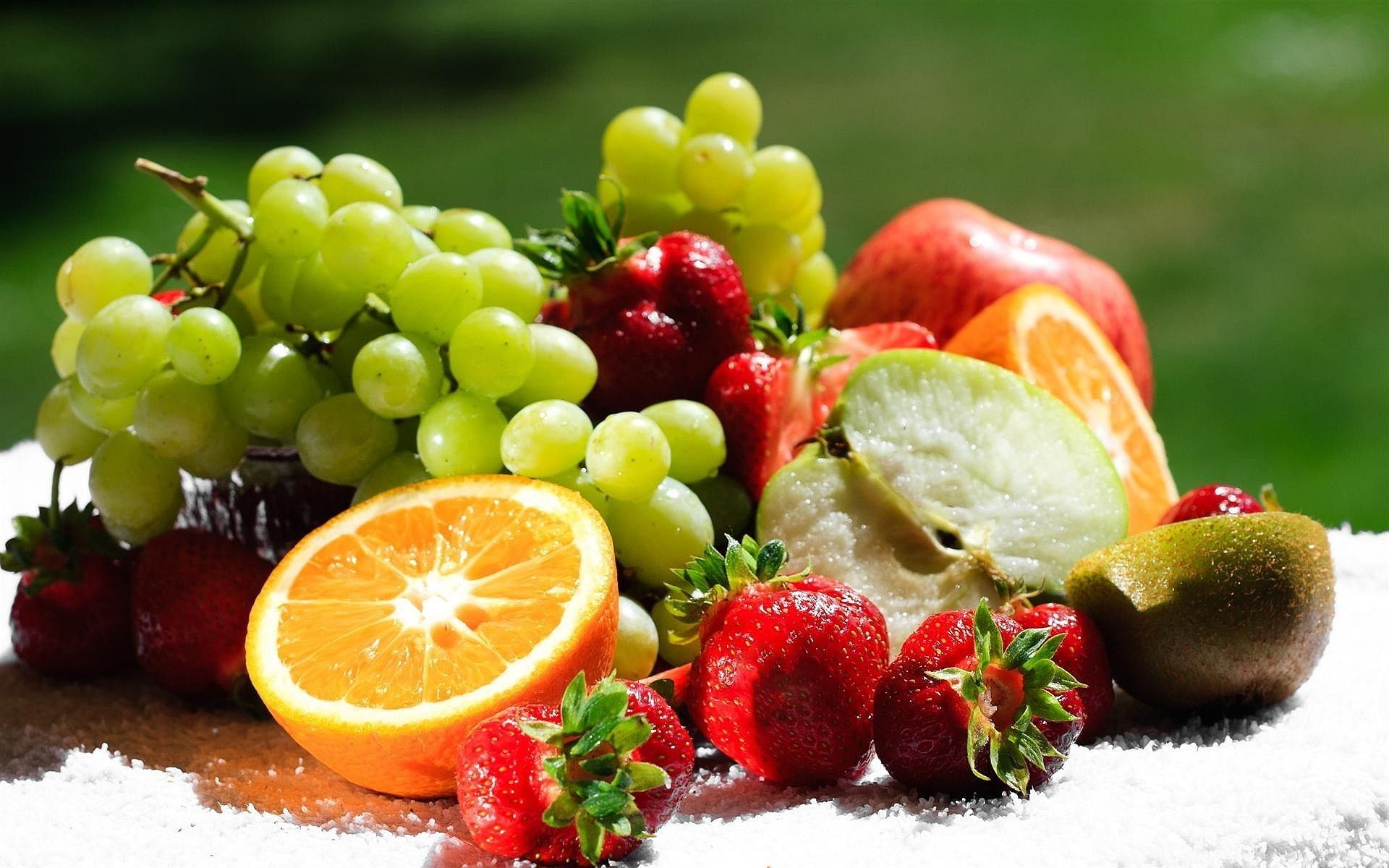 Res: 1920x1200, fruits 3D HD | Fresh fruits Wallpapers Pictures Photos Images