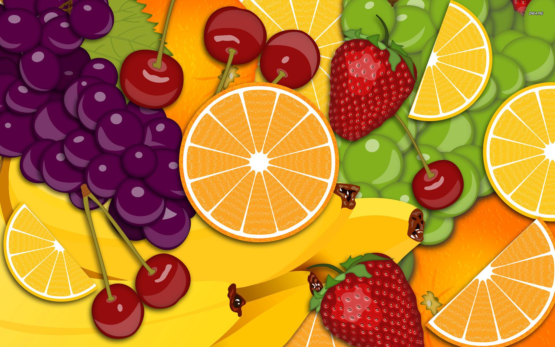 Res: 1920x1200, Fruit wallpaper Vector wallpapers 1245