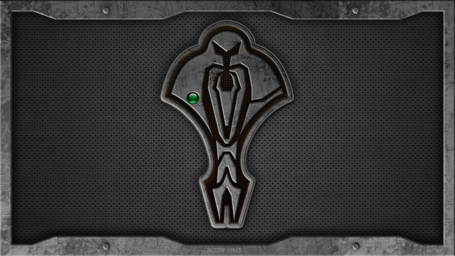 Res: 1920x1080, Star Trek Cardassian Logo Wallpaper by gazomg on DeviantArt