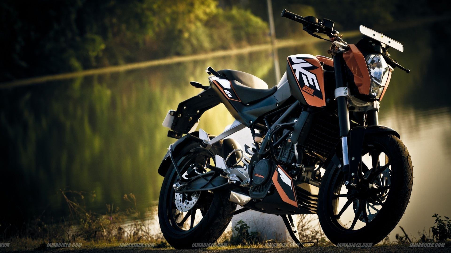 Res: 1920x1080, KTM Duke 200 HD wallpapers