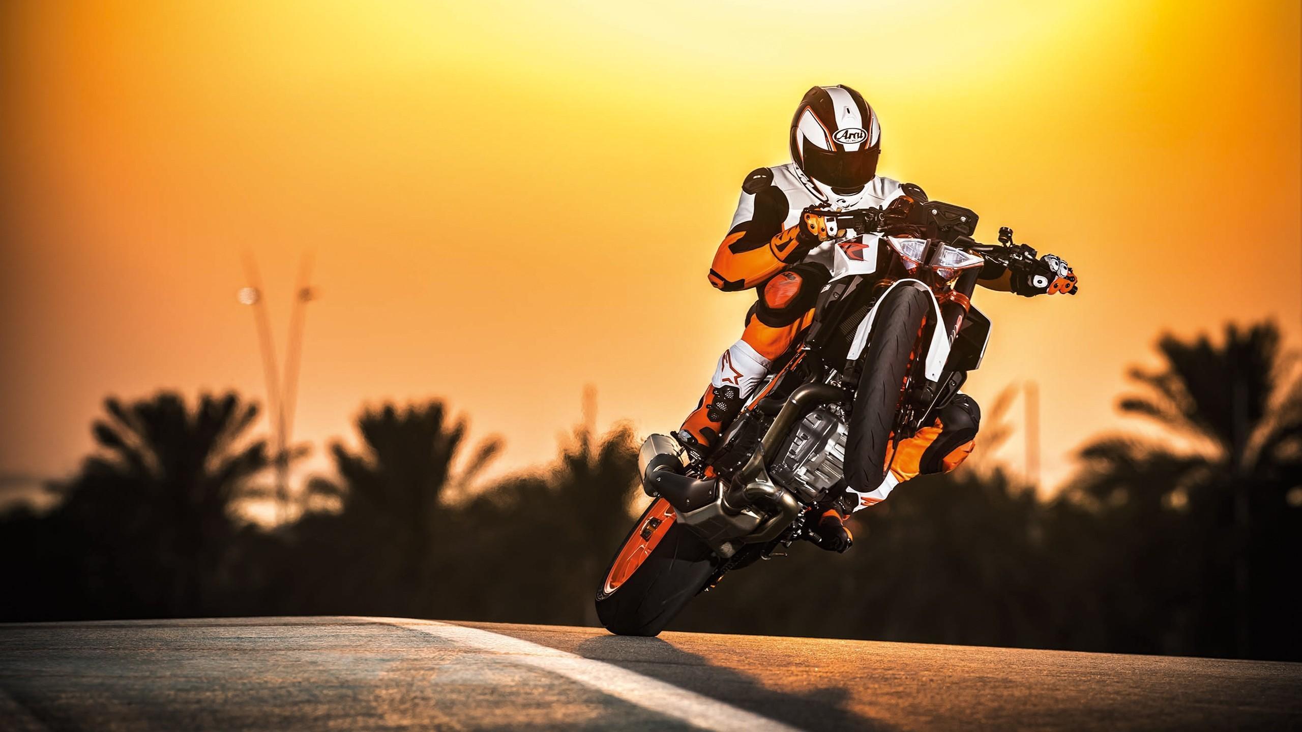 Res: 2560x1440, 2017 ktm 1290 super duke r stunt 2560×1440