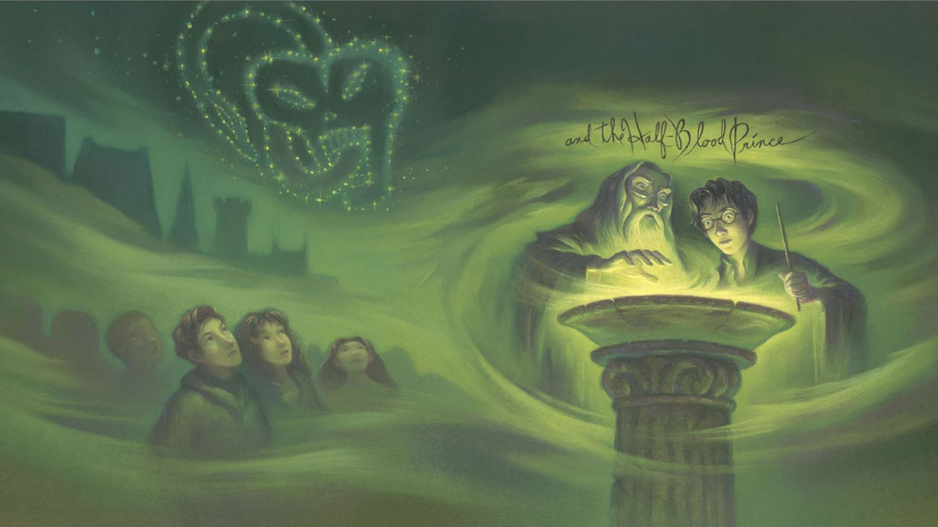 Res: 1920x1080, Harry Potter and the Half-Blood Prince