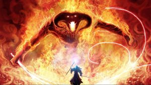 Balrog wallpapers