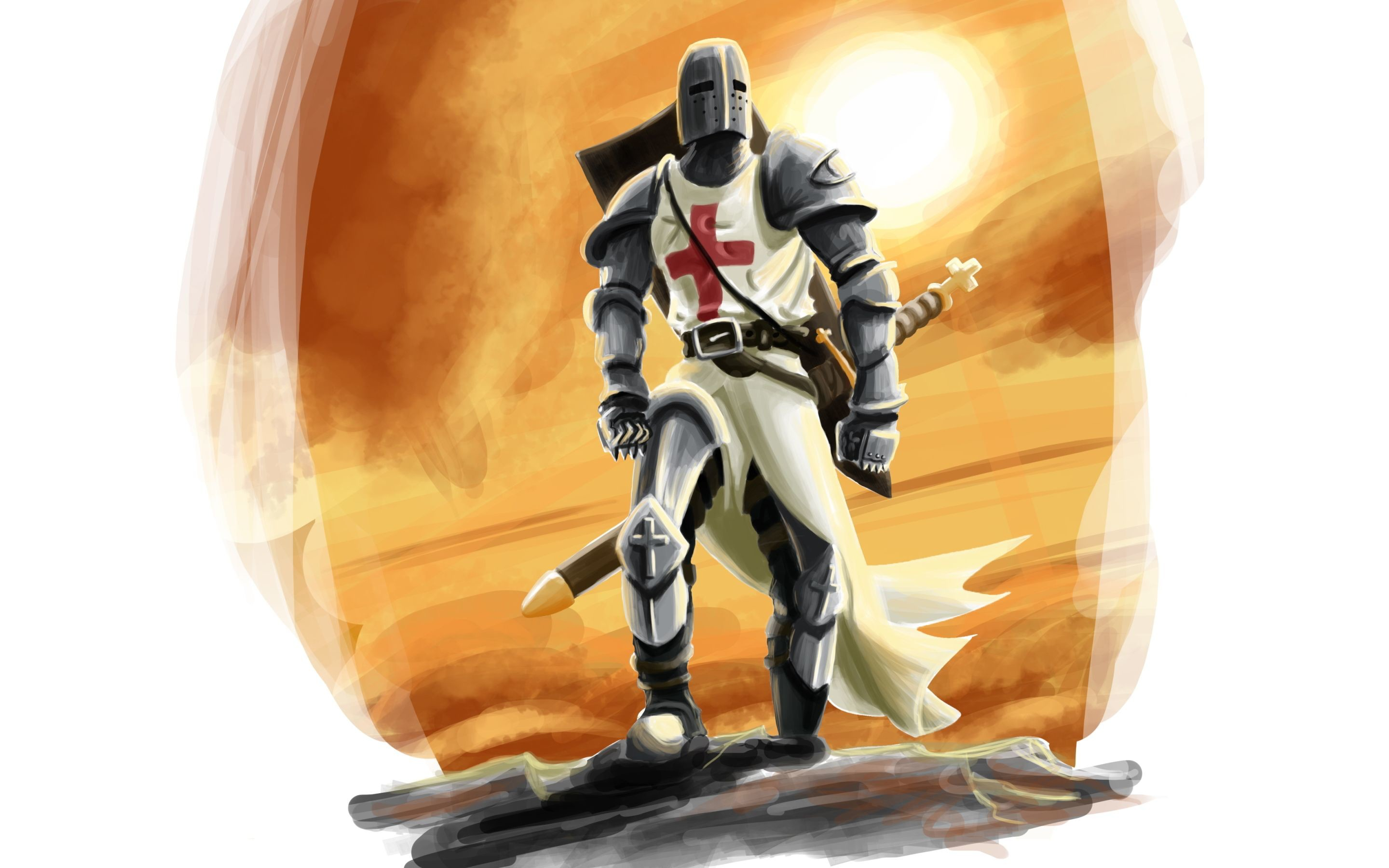 Res: 2880x1800, Templar knight Wallpapers | Pictures