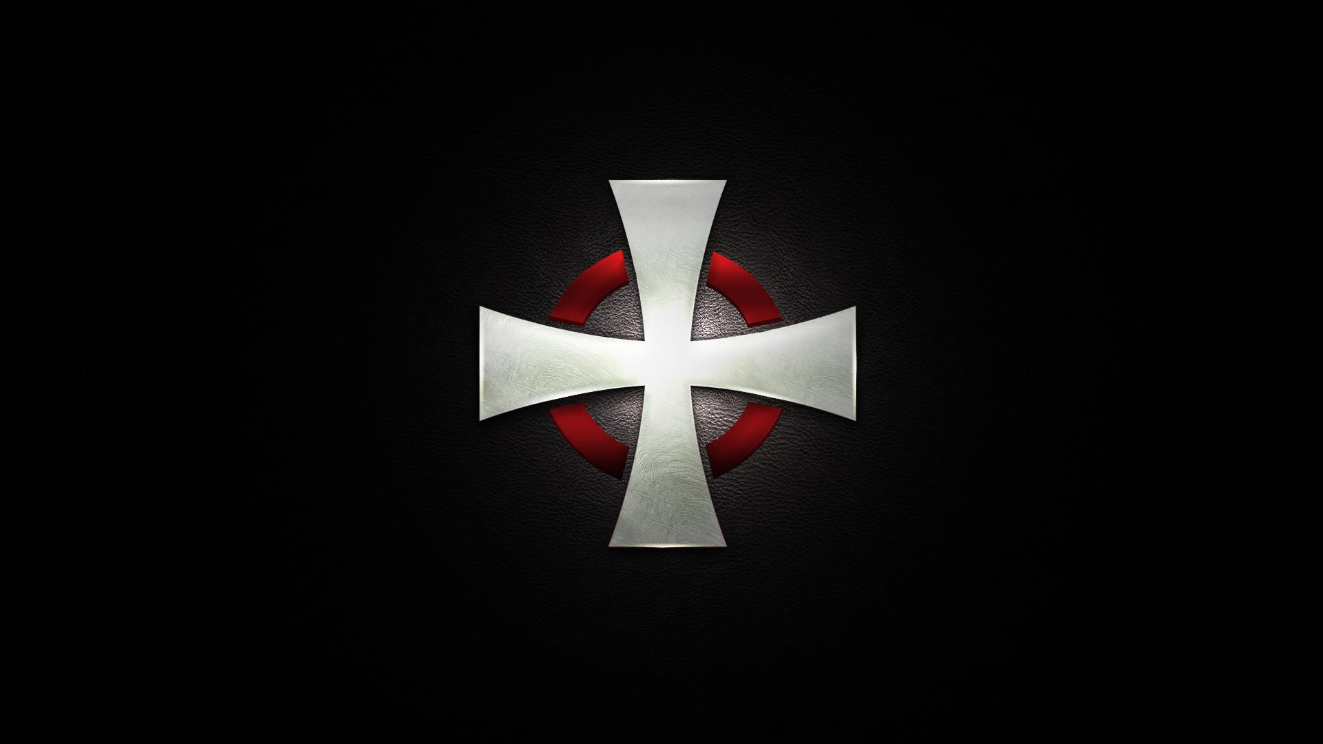 Res: 1920x1080, The Templars, Knights, Templar, Cross, Order