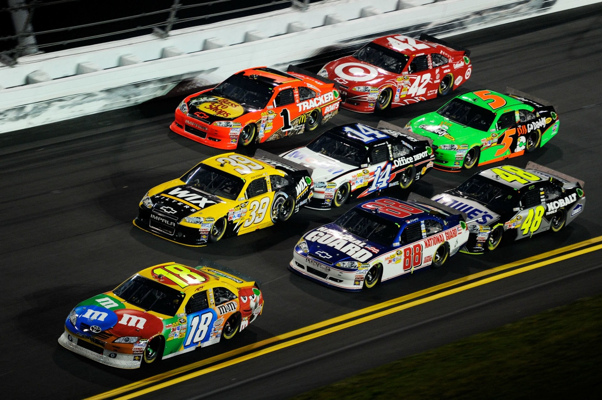 Res: 1920x1278, HD Wallpaper | Background Image ID:316023.  Vehicles Nascar