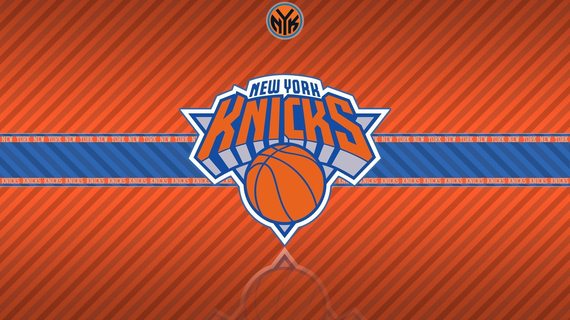 Res: 1920x1080, Sport - New York Knicks Wallpaper