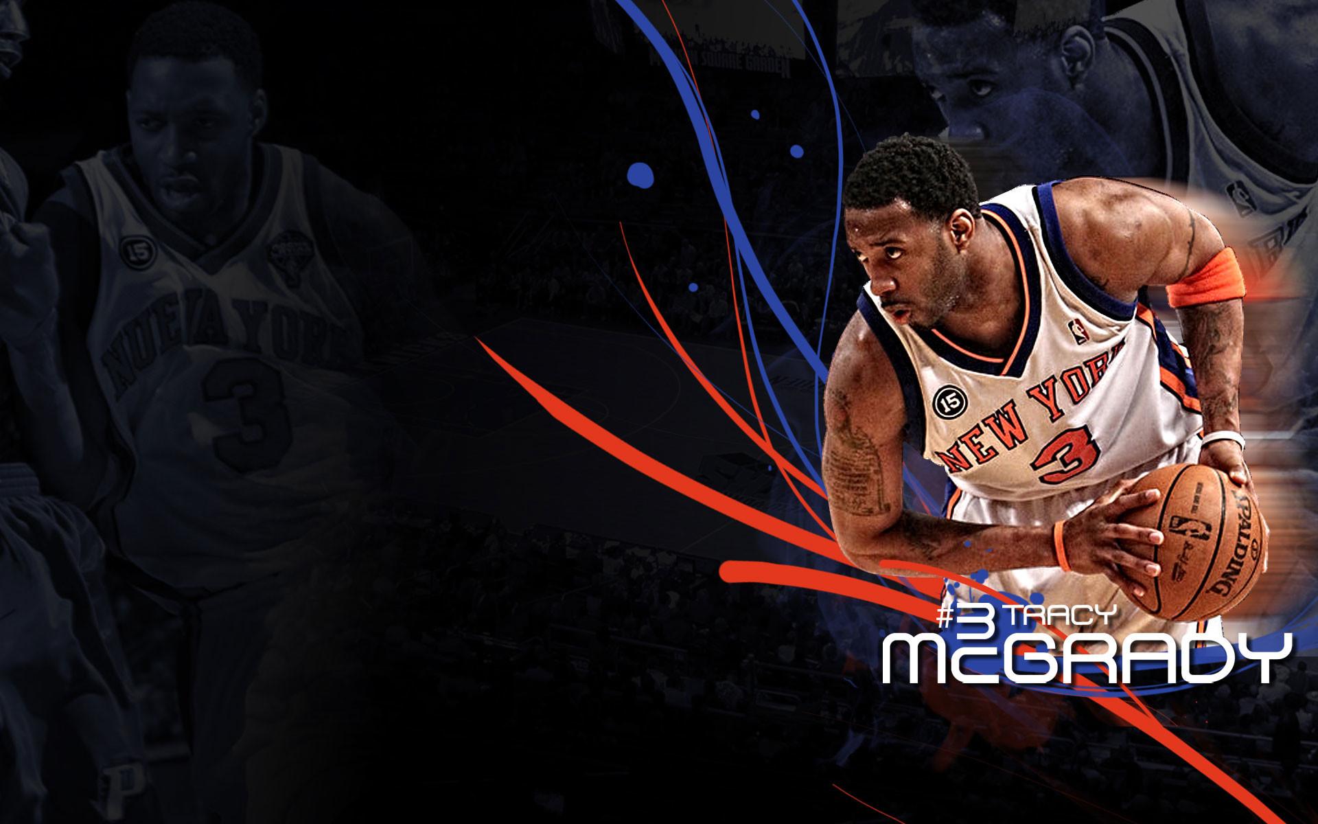 Res: 1920x1200, T-Mac Knicks 1920-x1200 Widescreen Wallpaper