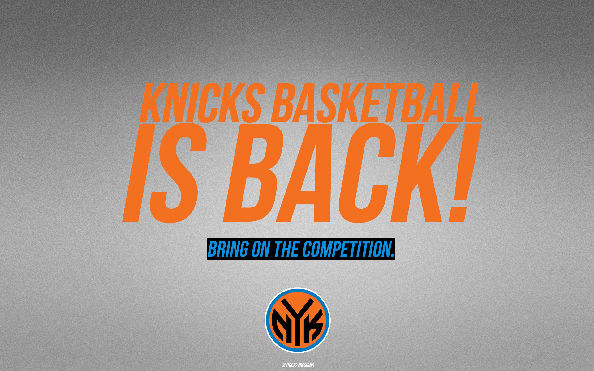 Res: 1920x1200, New York Knicks Wallpaper by IshaanMishra New York Knicks Wallpaper by  IshaanMishra