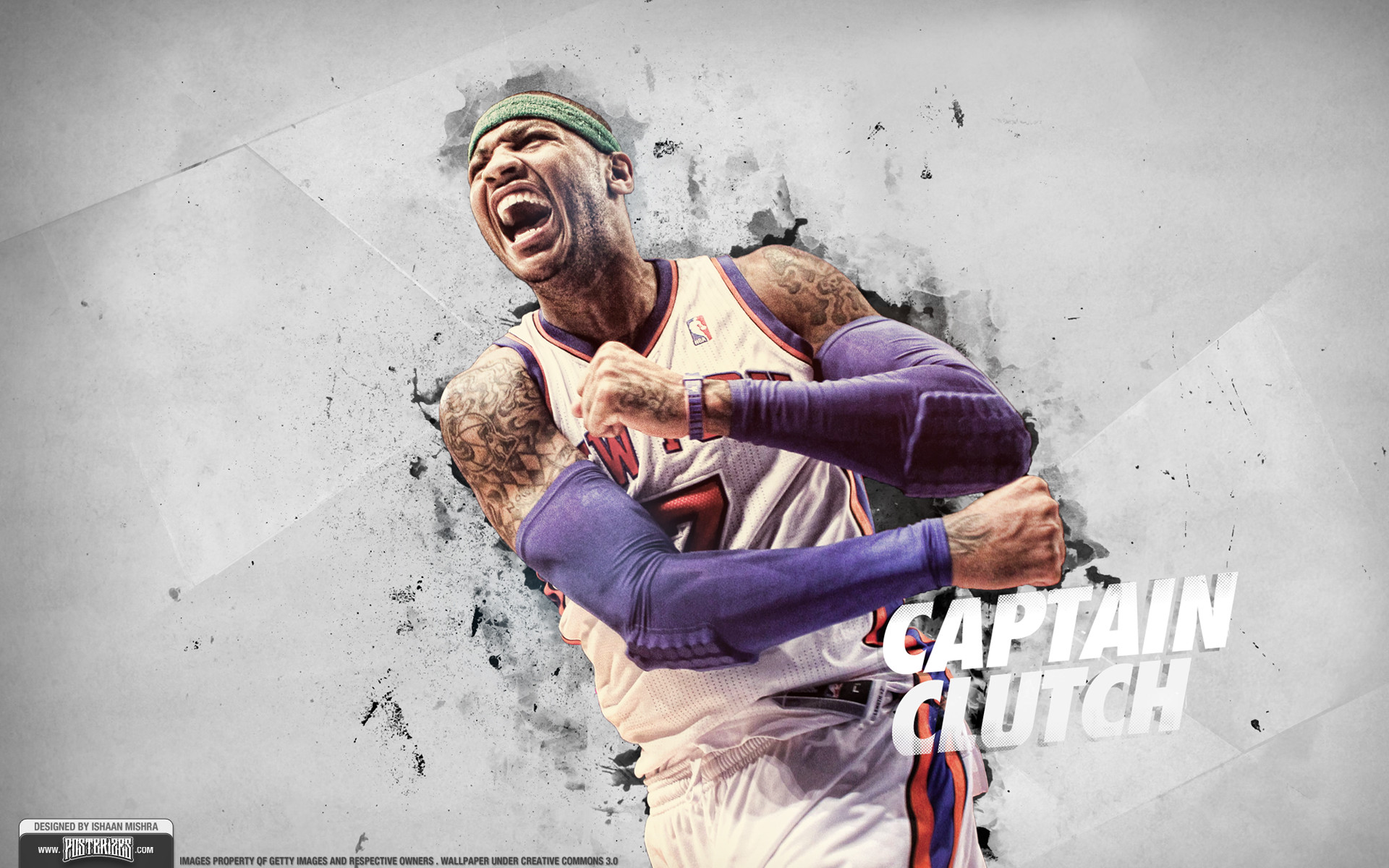 Res: 1920x1200, Carmelo Anthony Knicks Wallpaper by IshaanMishra Carmelo Anthony Knicks  Wallpaper by IshaanMishra