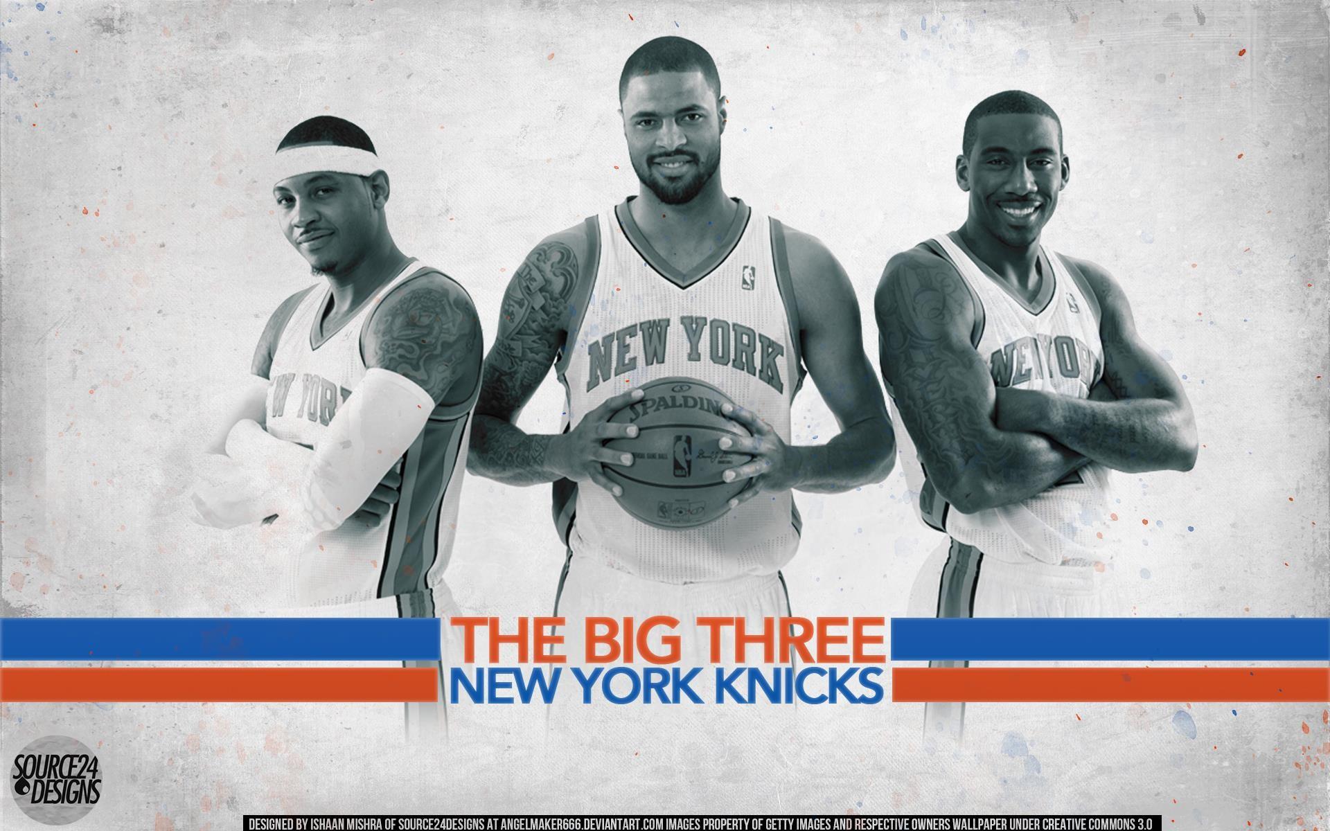 Res: 1920x1200, New York Knicks 2014 Wallpaper