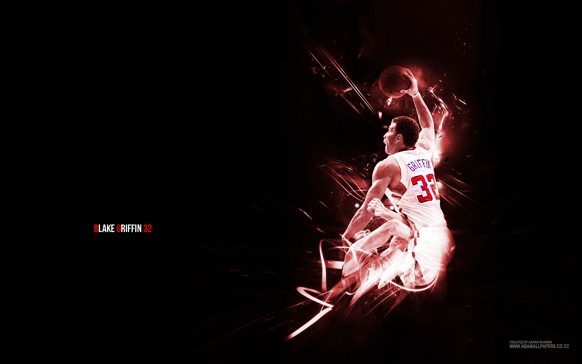 Res: 1920x1200, Blake Griffin Wallpapers Wallpaper