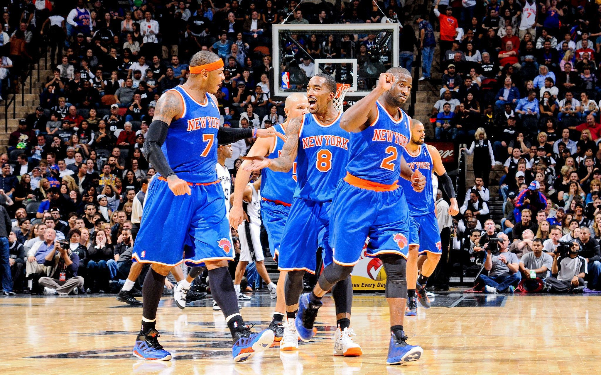 Res: 2048x1280, New York Knicks Wallpapers HD