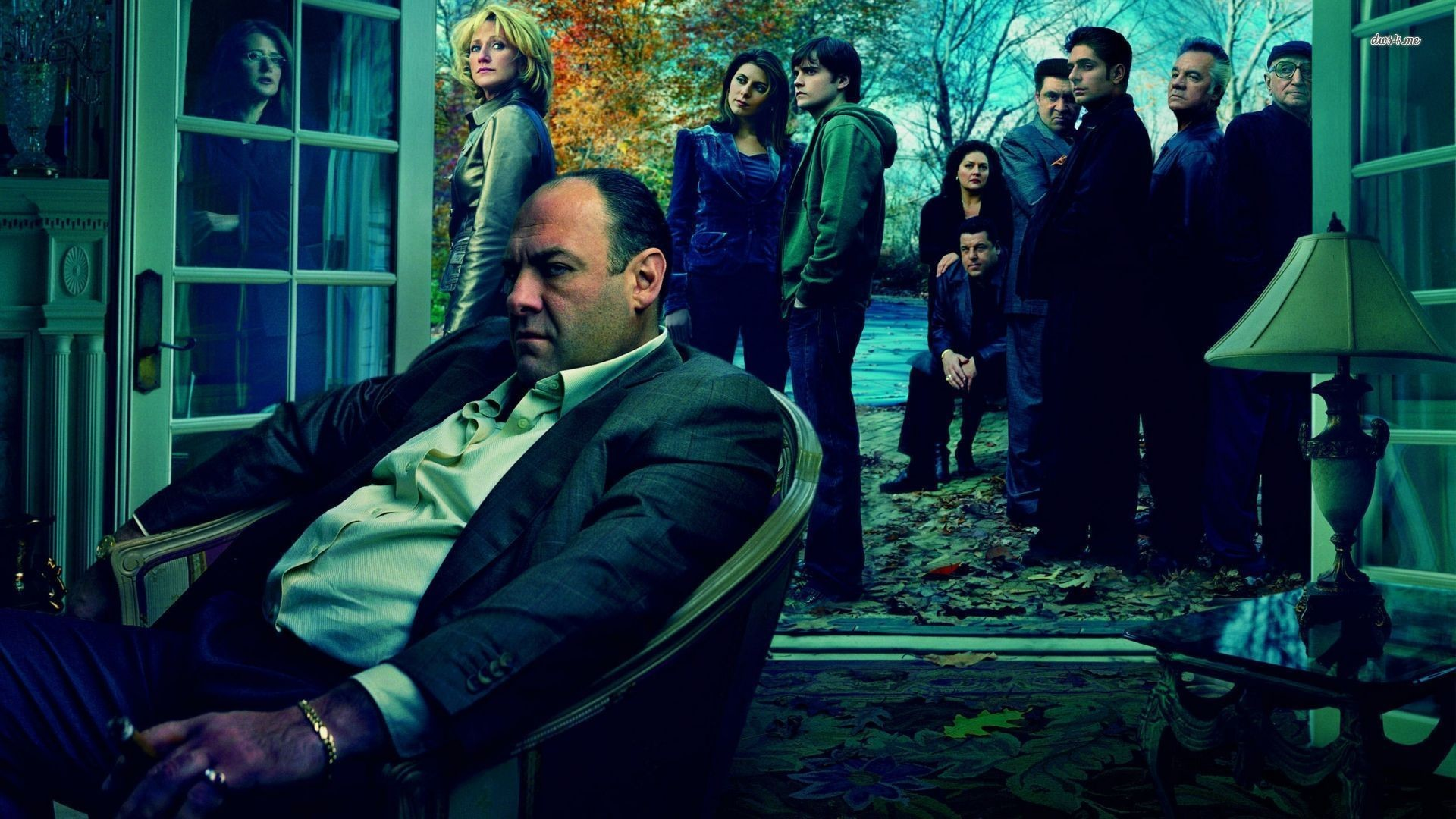 Res: 1920x1080, The Sopranos Wallpapers 4 - 1920 X 1080