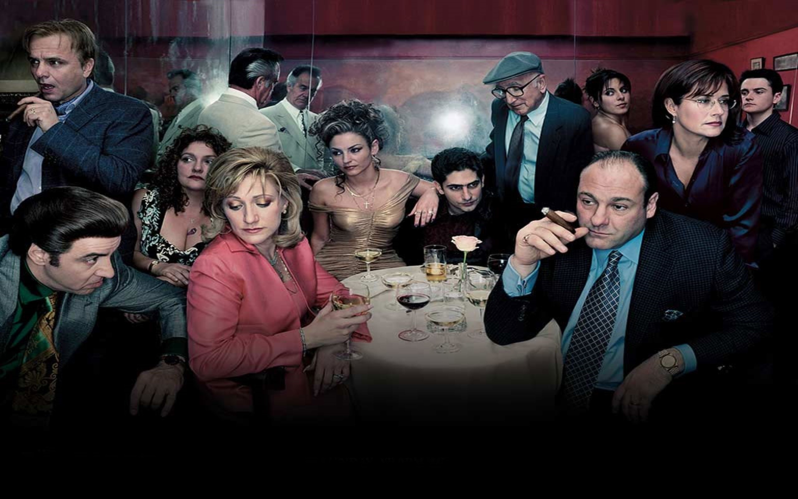 Res: 2560x1600, The Sopranos
