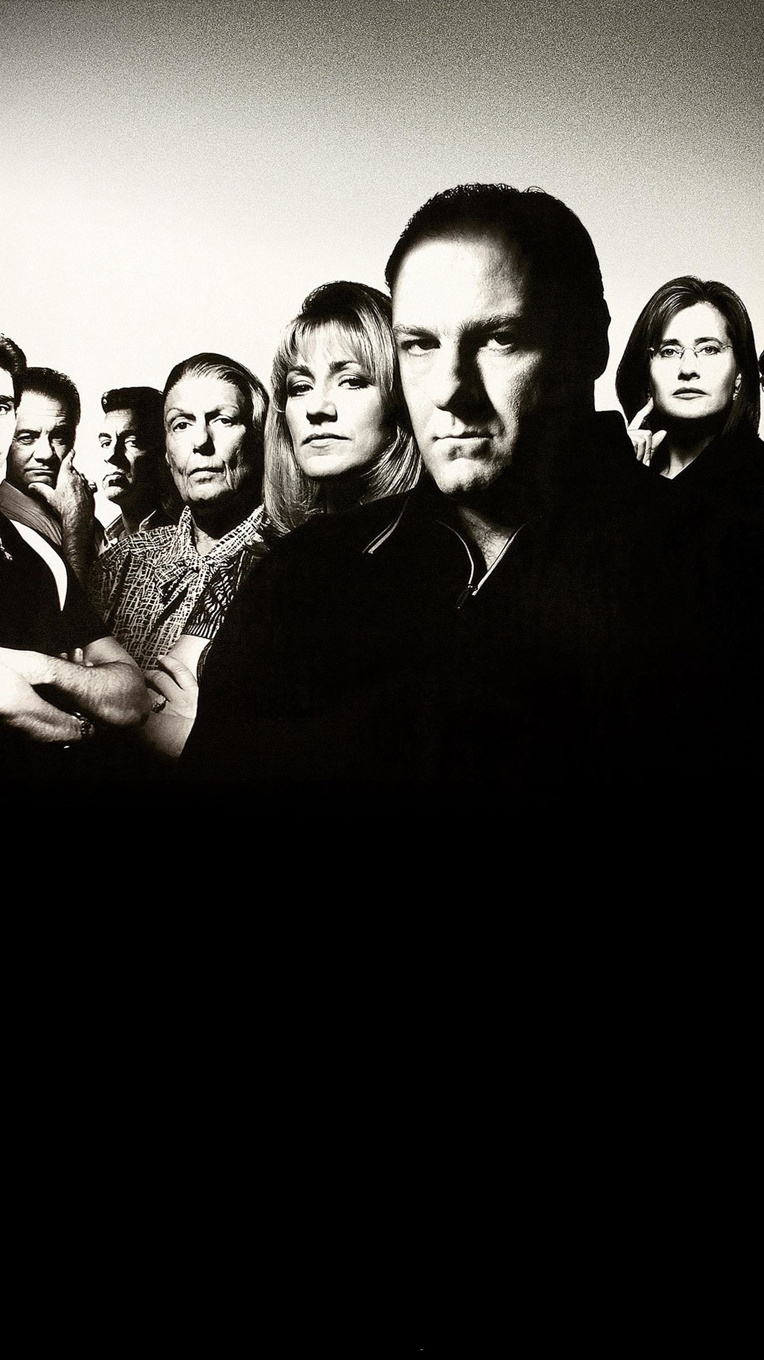 "Res: 1536x2732, Wallpaper for ""The Sopranos"" ..."