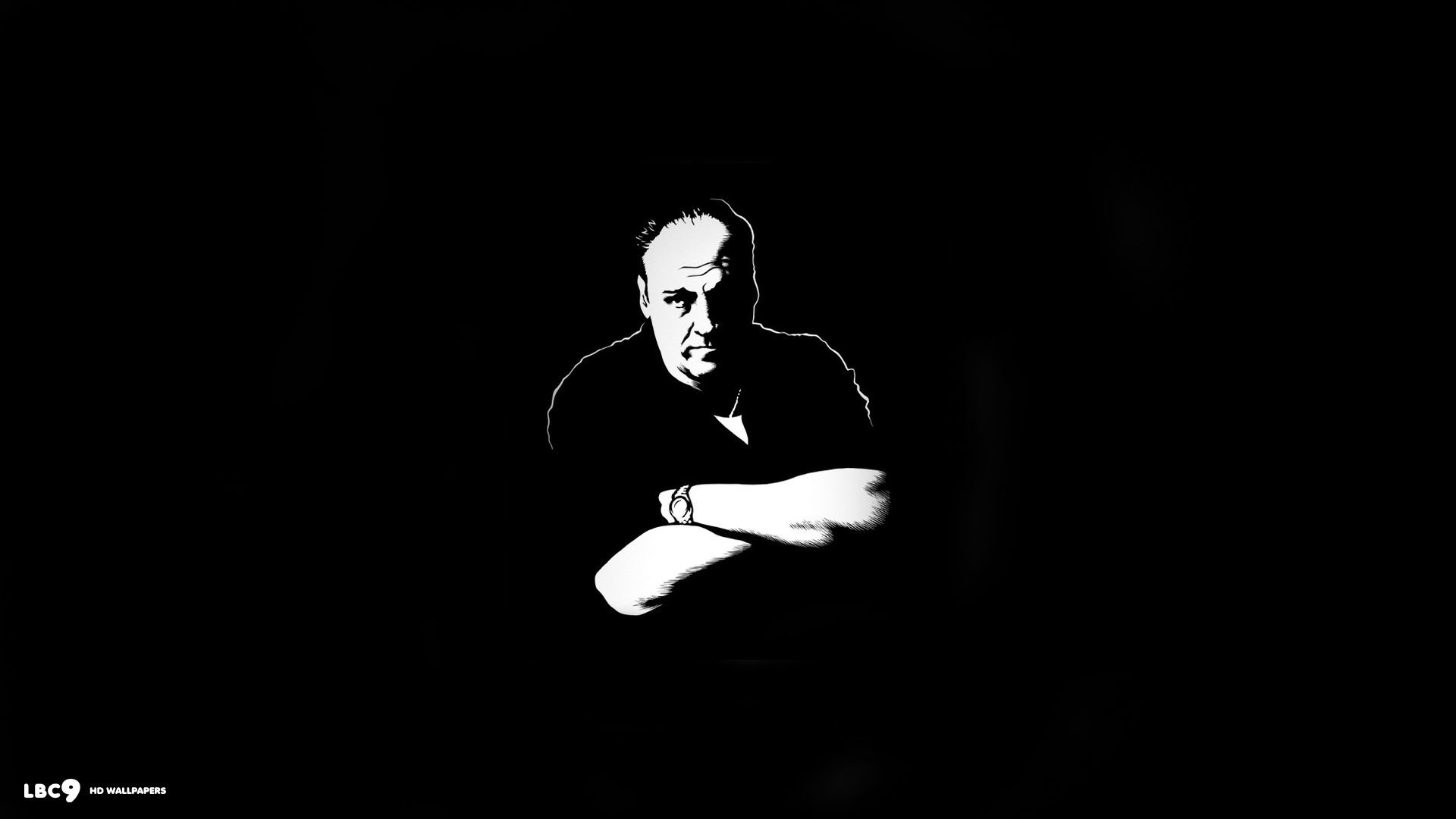 Res: 1920x1080, james gandolfini as tony soprano