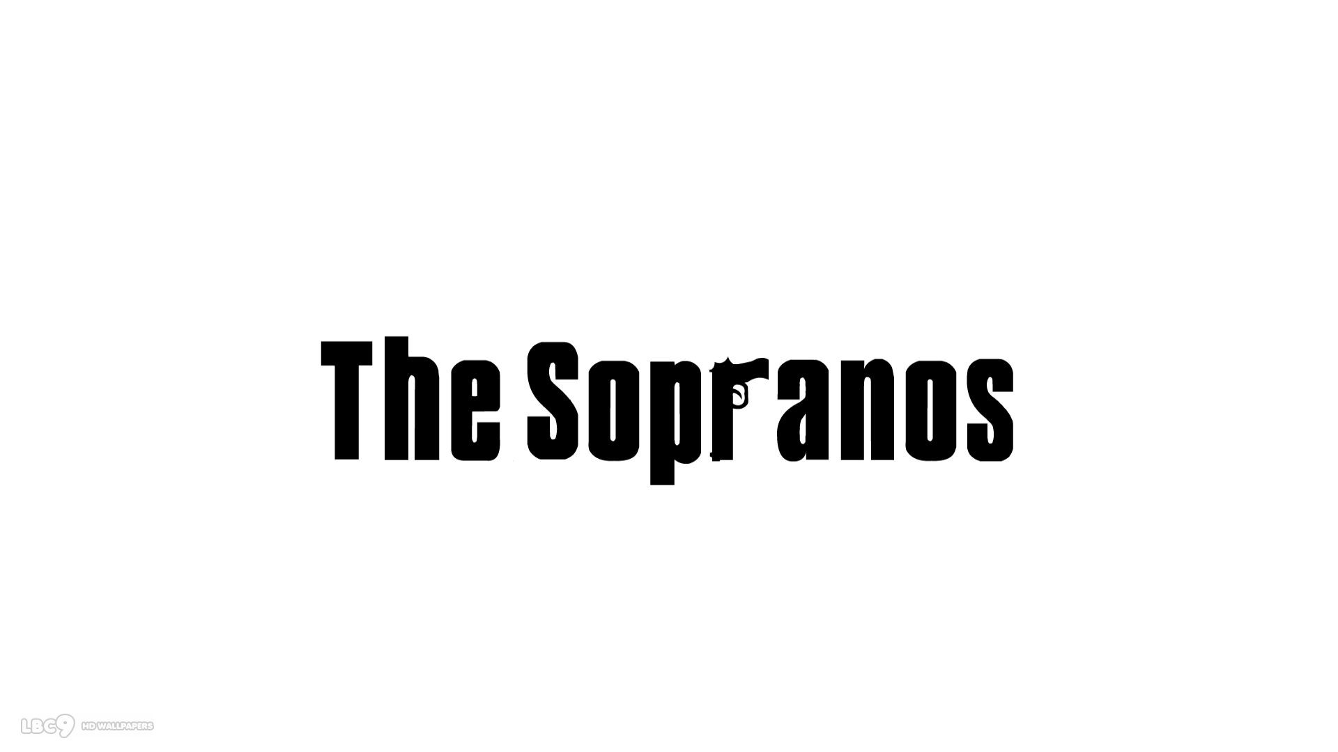 Res: 1920x1080, the sopranos black logo
